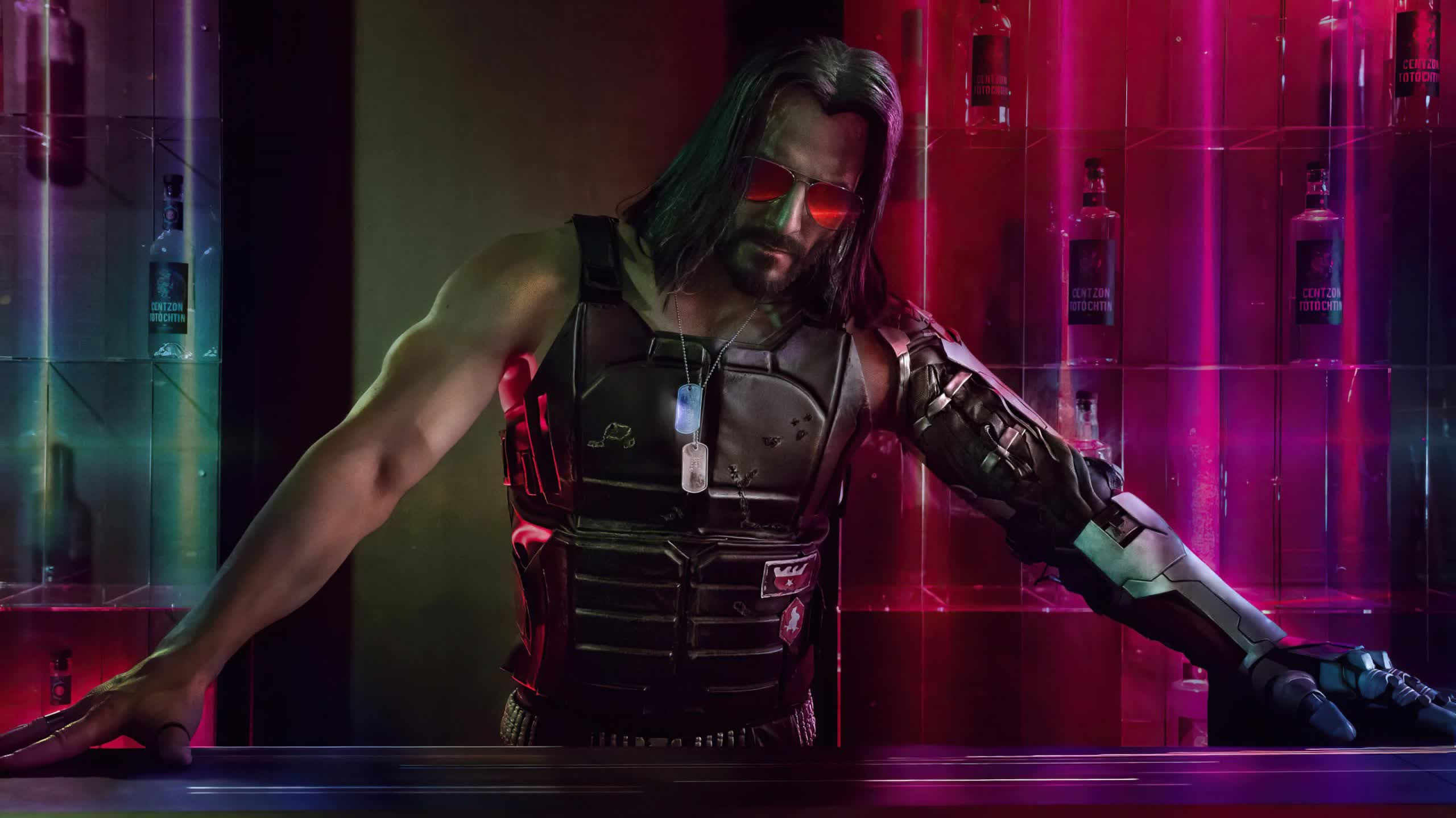 CDPR says you can't mod Johnny Silverhand into a joytoy in Cyberpunk 2077