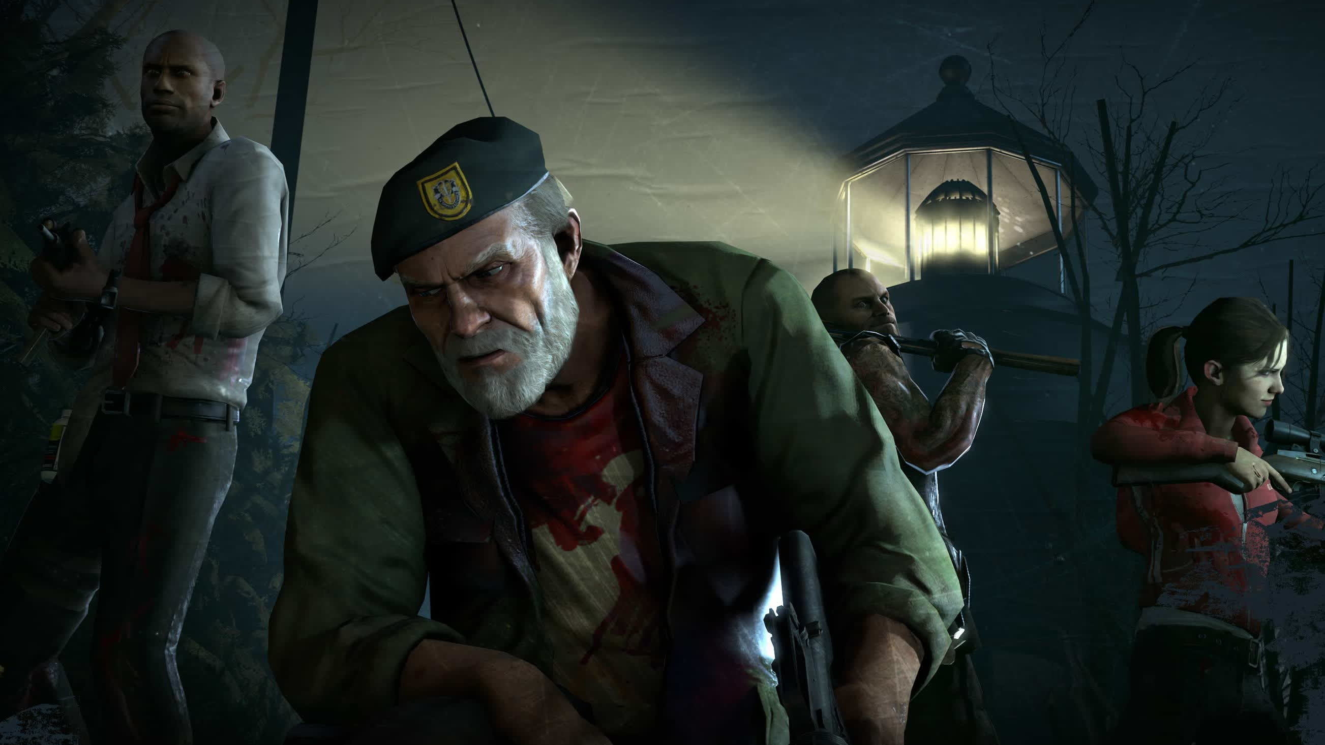 The uncensored version of Left 4 Dead 2 is finally available in Germany