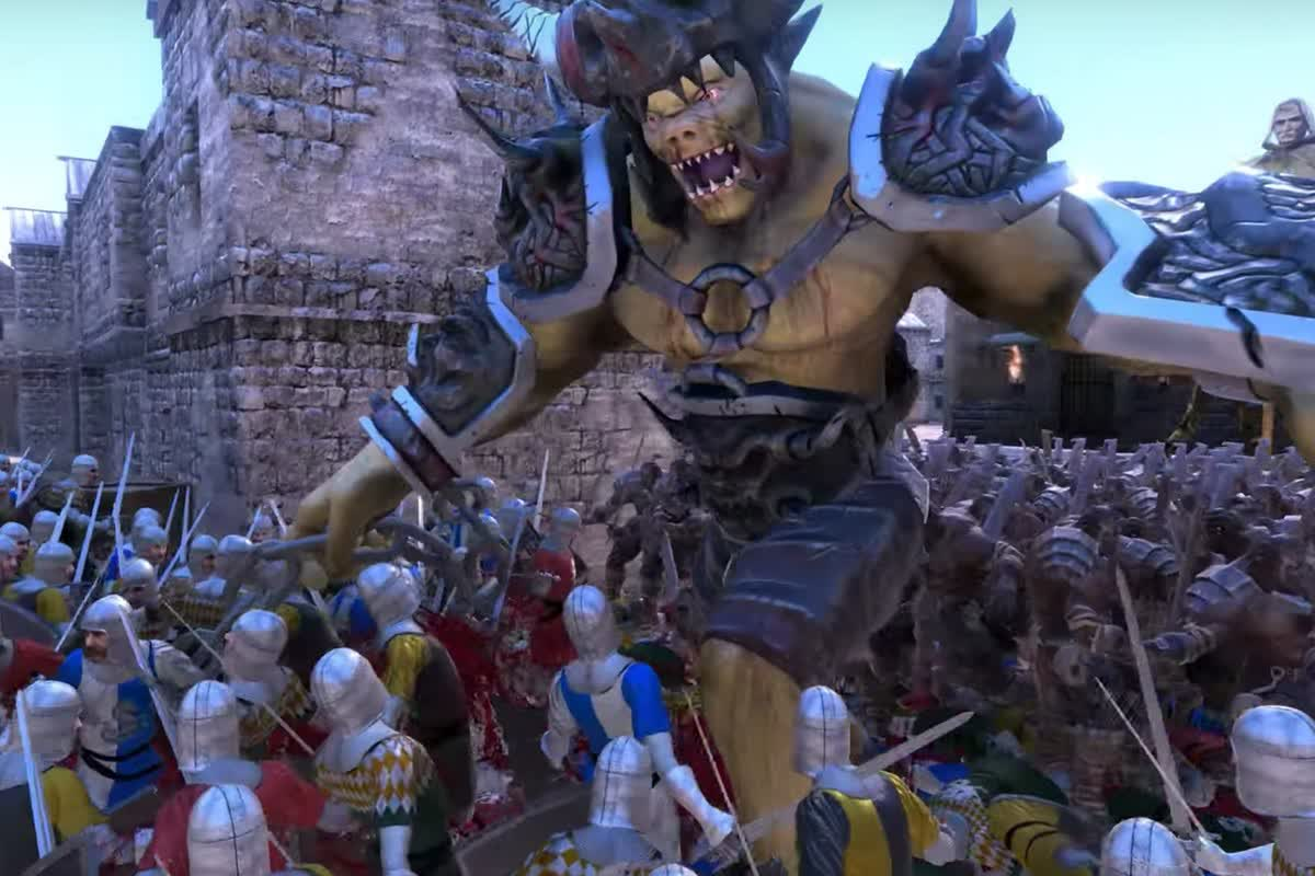 Ultimate Epic Battle Simulator and the Immortals Fenyx Rising demo are free right now