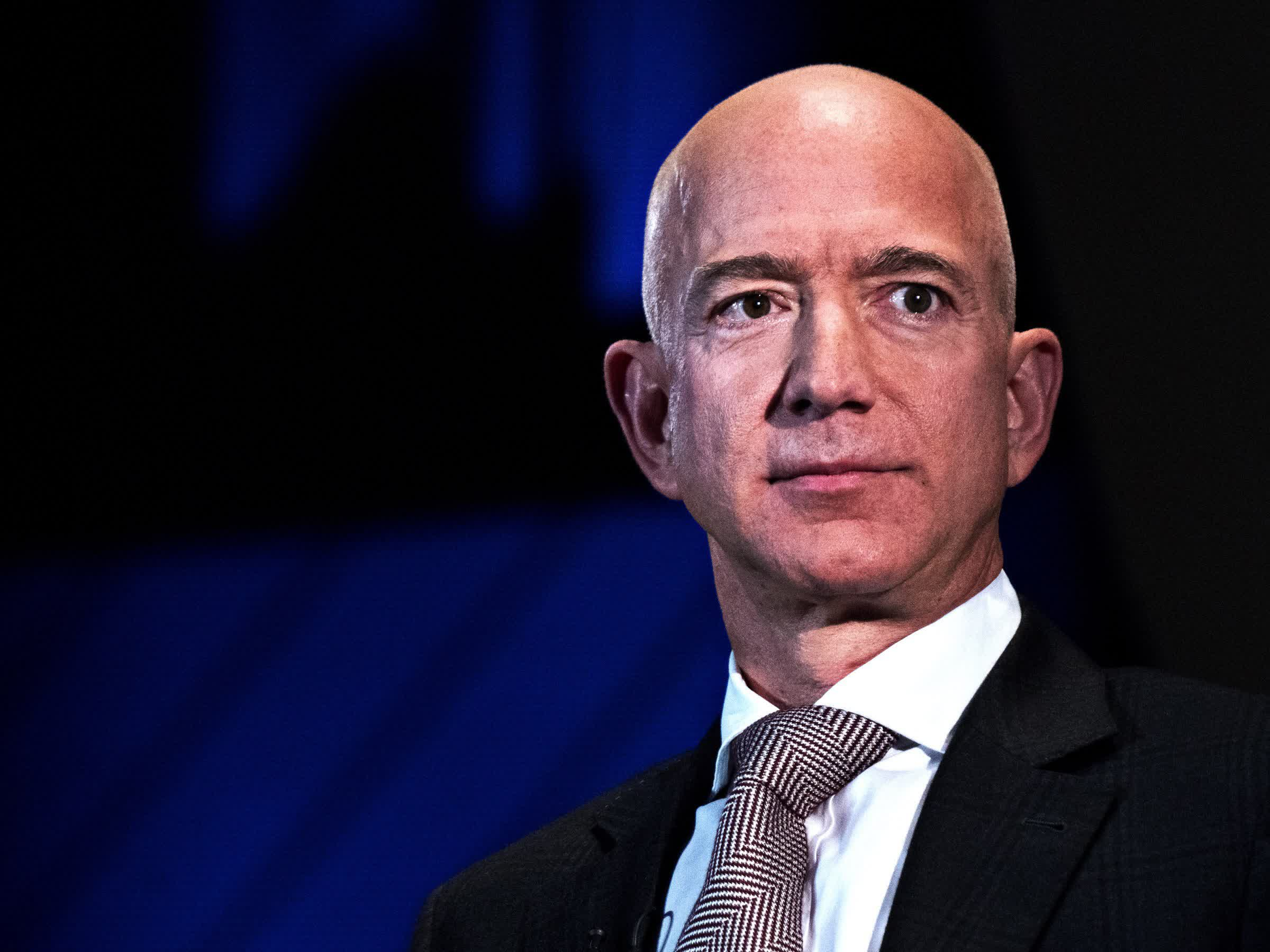 Biden blasts Amazon for not paying federal taxes, promises to 'put an end to that'