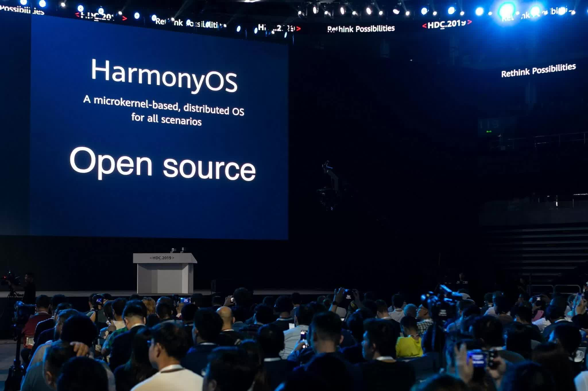 Huawei HarmonyOS 2.0 is a poorly-disguised Android 10 clone