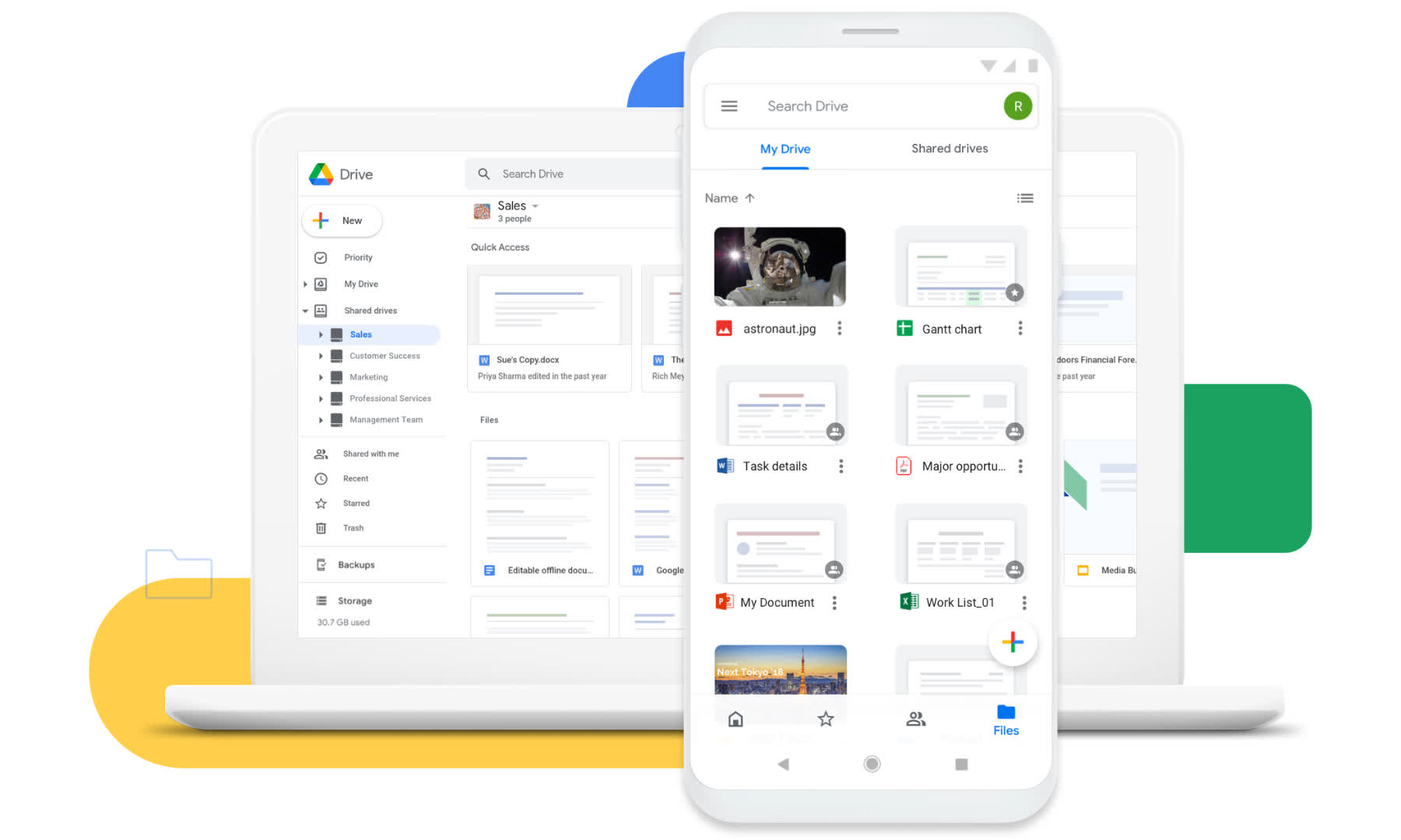 Google Drive for desktop aims to simplify file sync for business and individual users