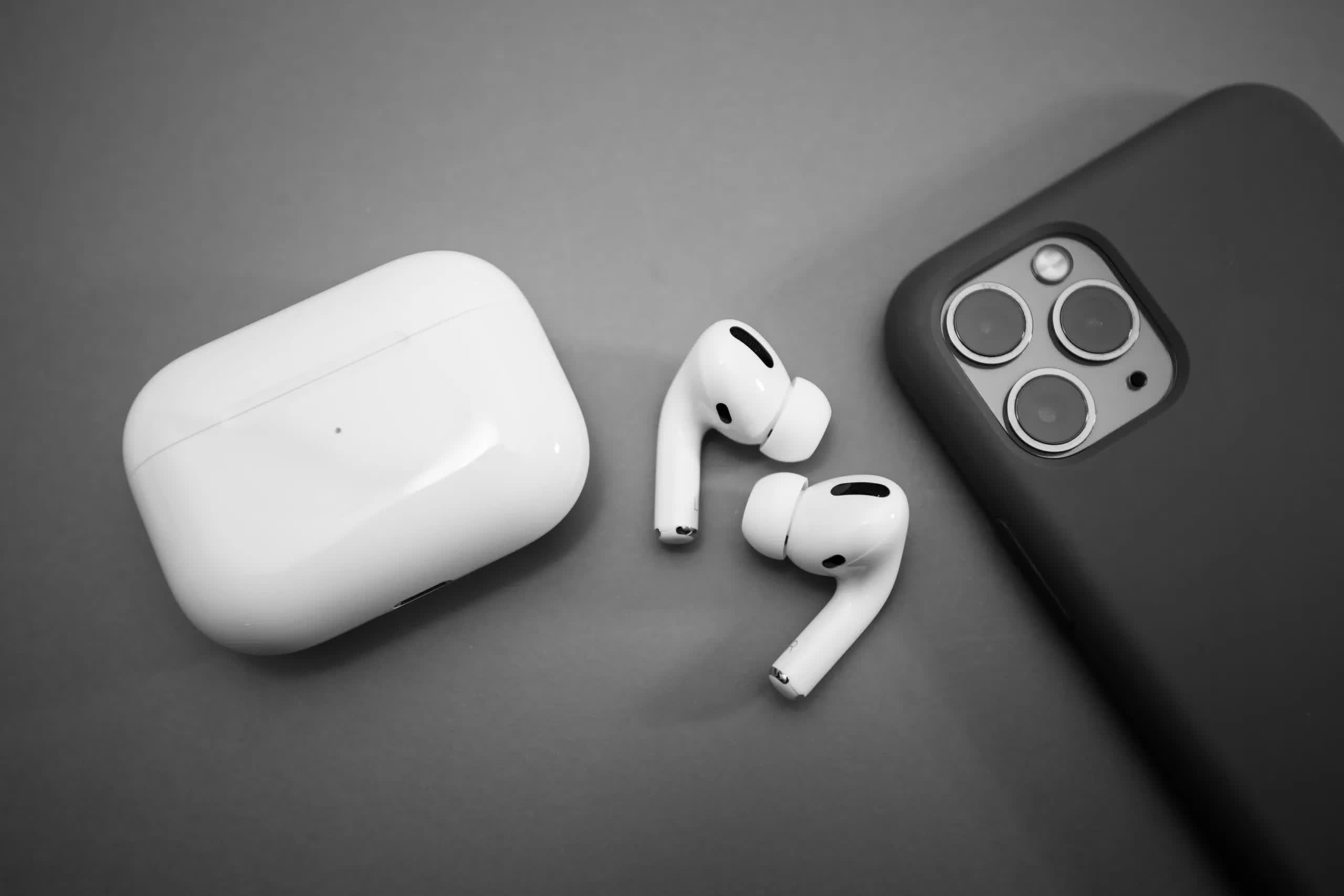 Don't sleep with your AirPods -- you could end up swallowing them