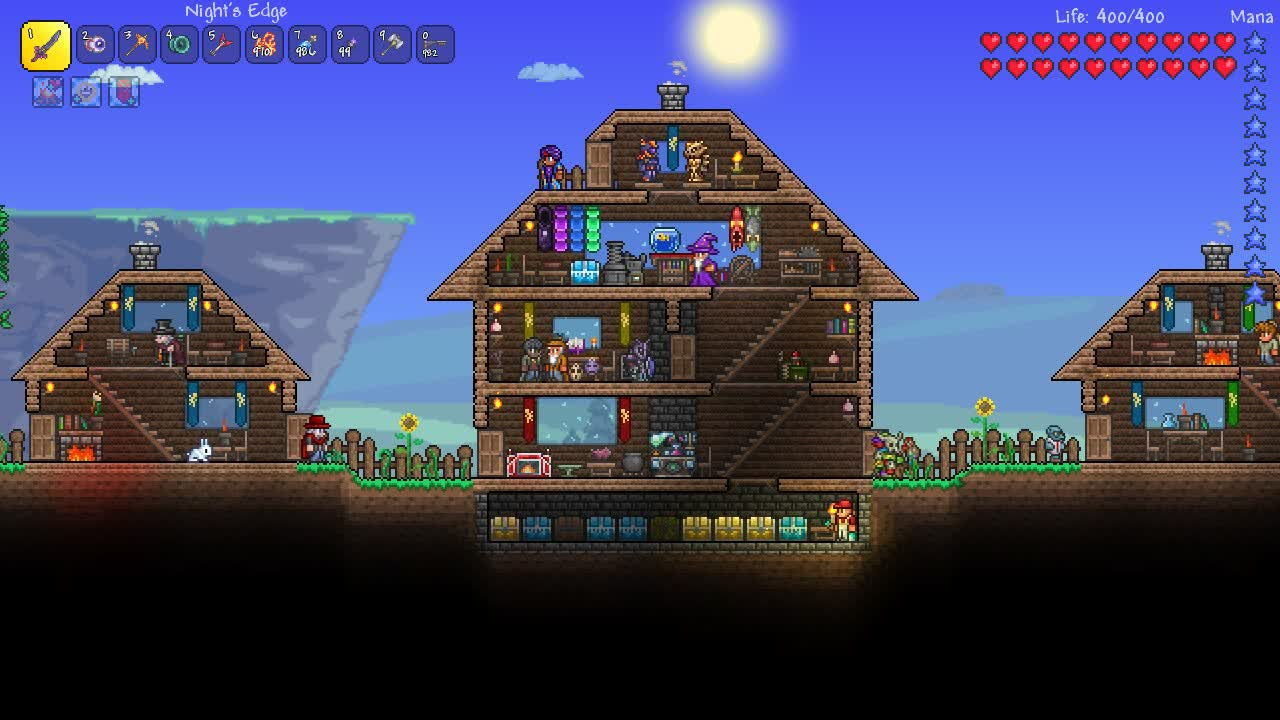 Re-Logic cancels Terraria on Stadia after losing access to Google accounts for three weeks