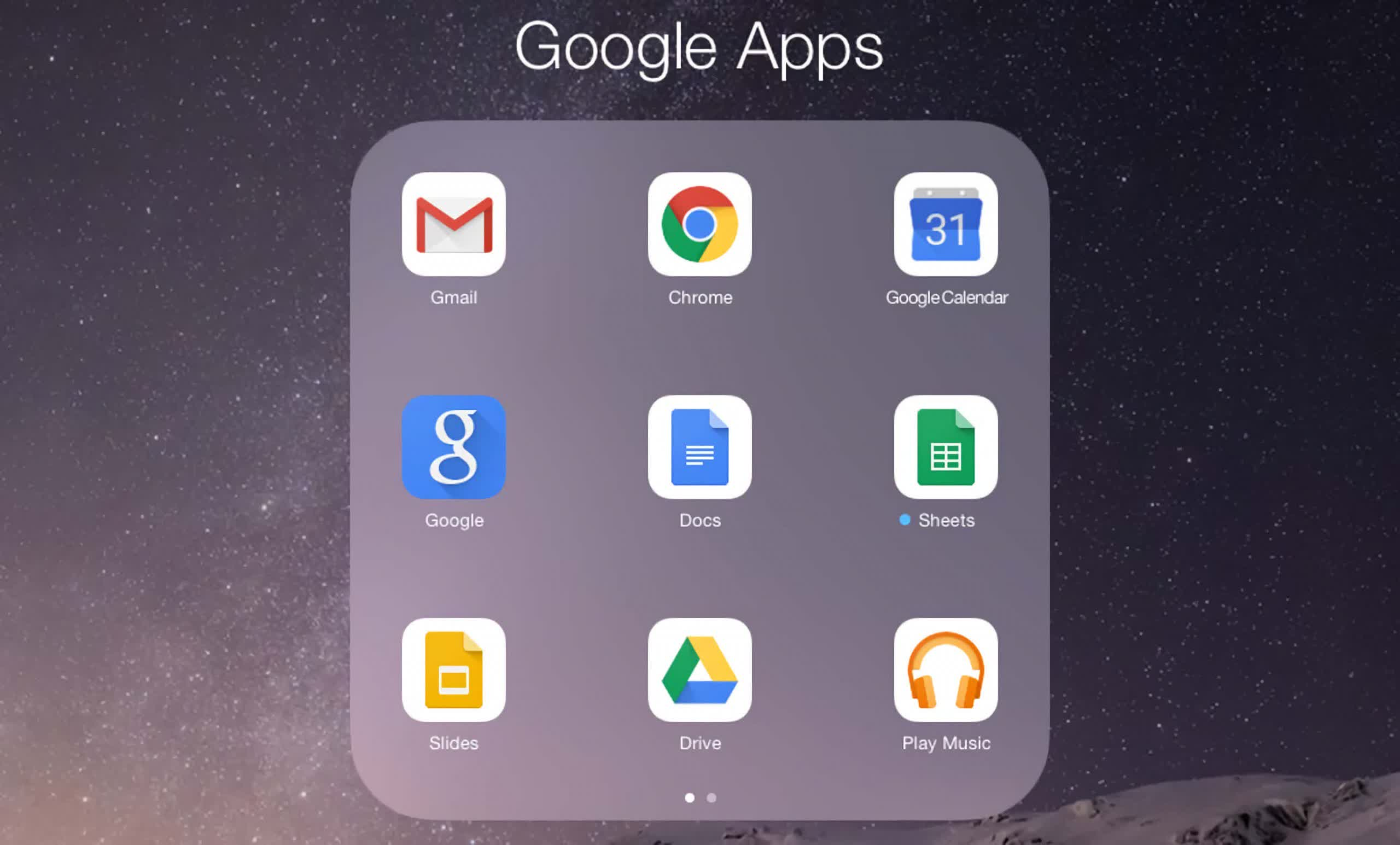 Google still has not updated most of its iOS apps since privacy labeling took effect