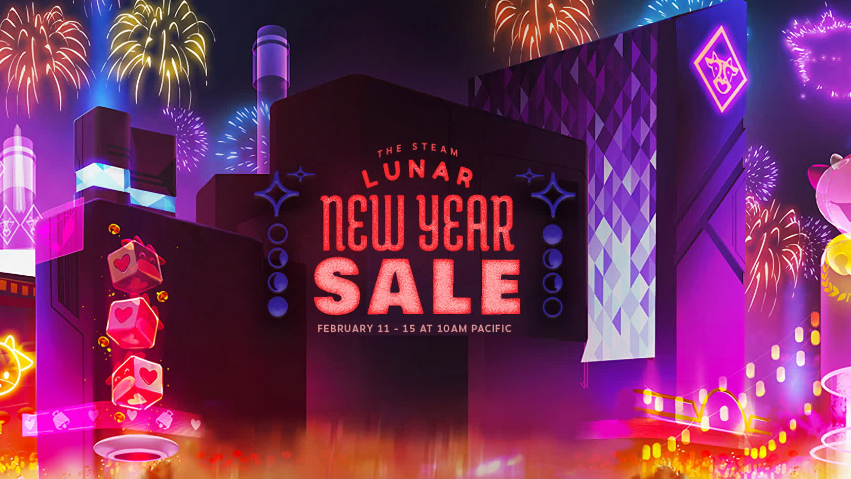 Steam's latest Lunar New Year Sale arrives with thousands of discounted games