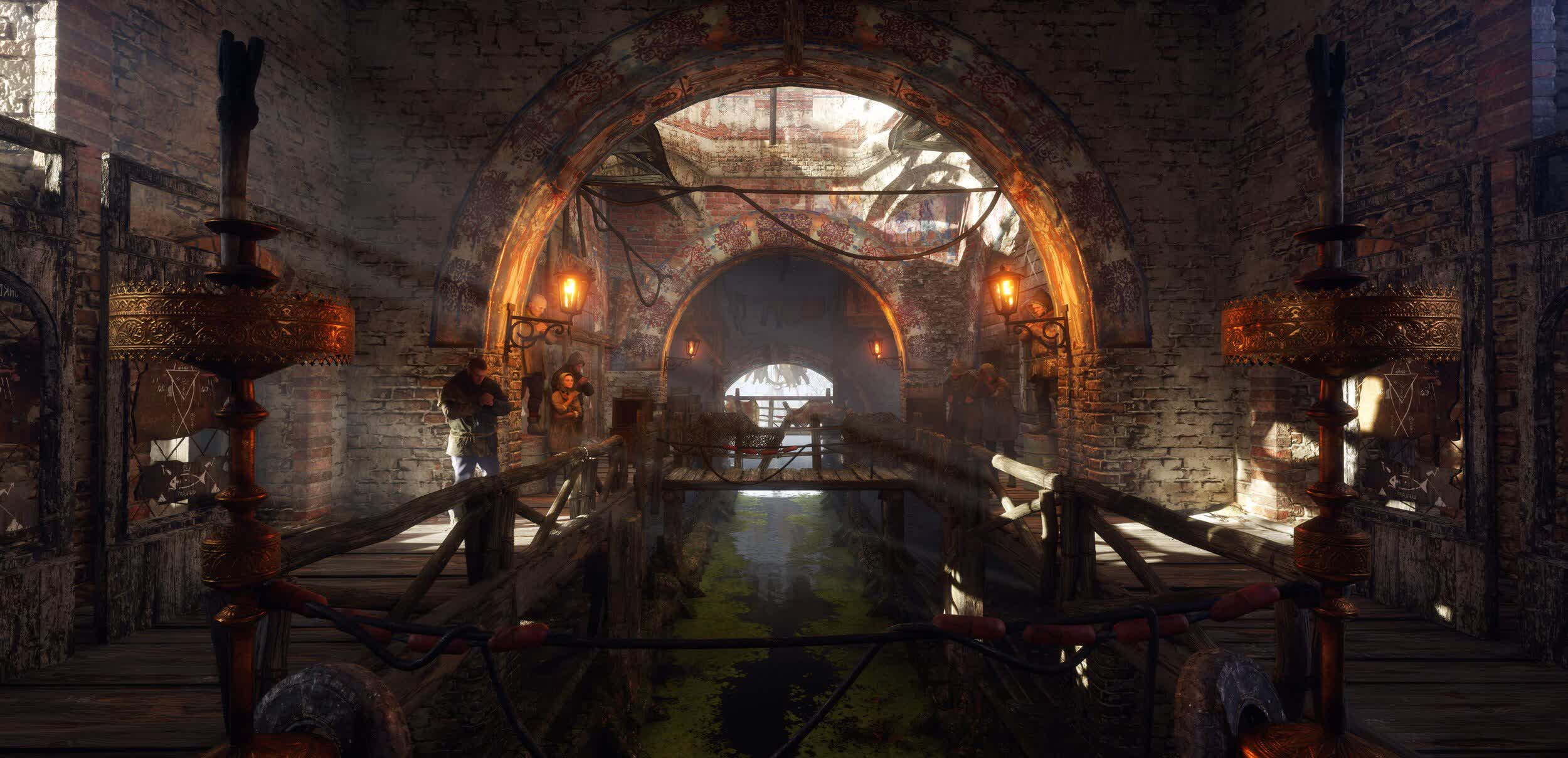 <p>Metro Exodus Enhanced Edition arrives after this year with DLSS 2.0 and Innovative ray-tracing thumbnail
