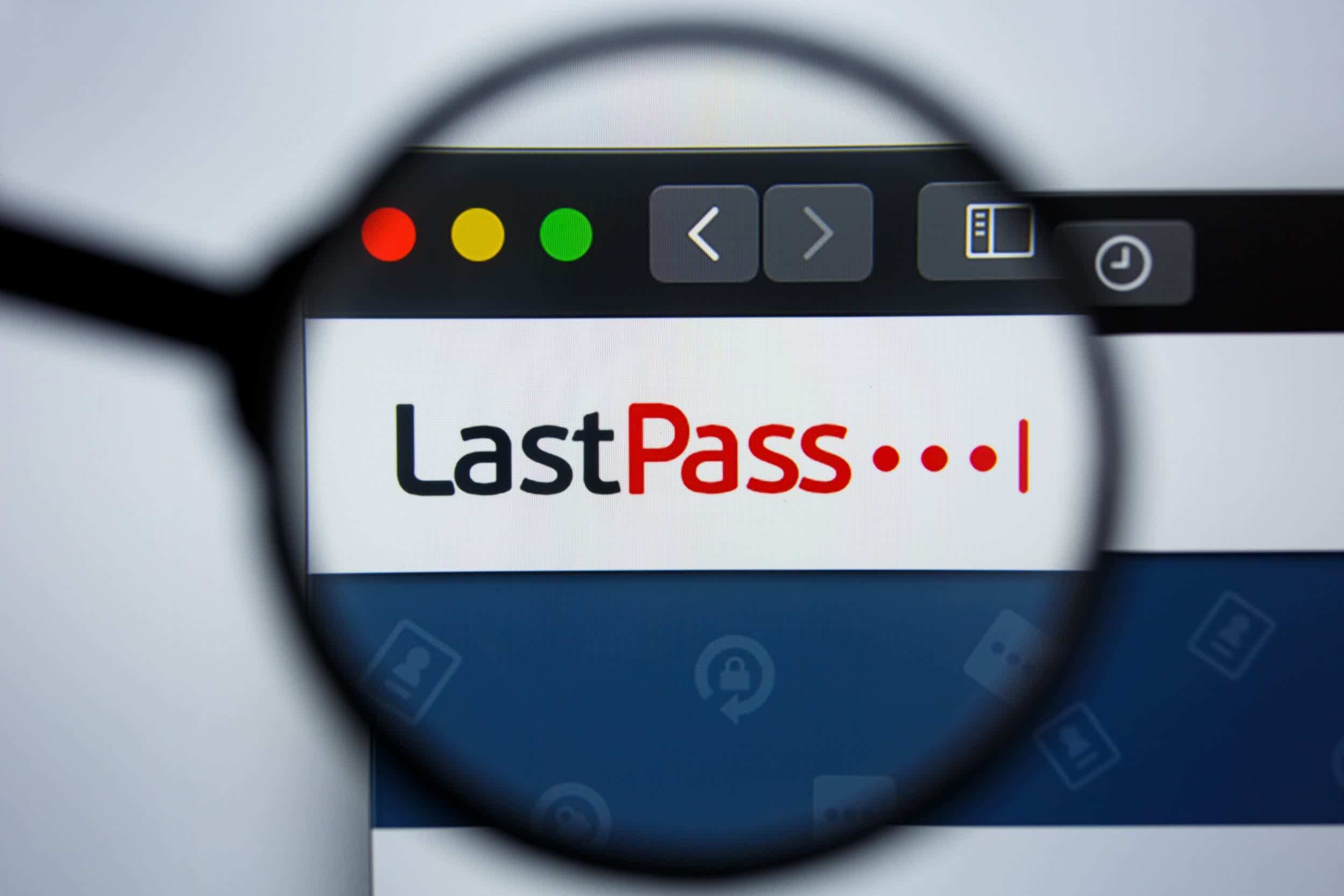LastPass free tier users will have to pick a device type starting in March