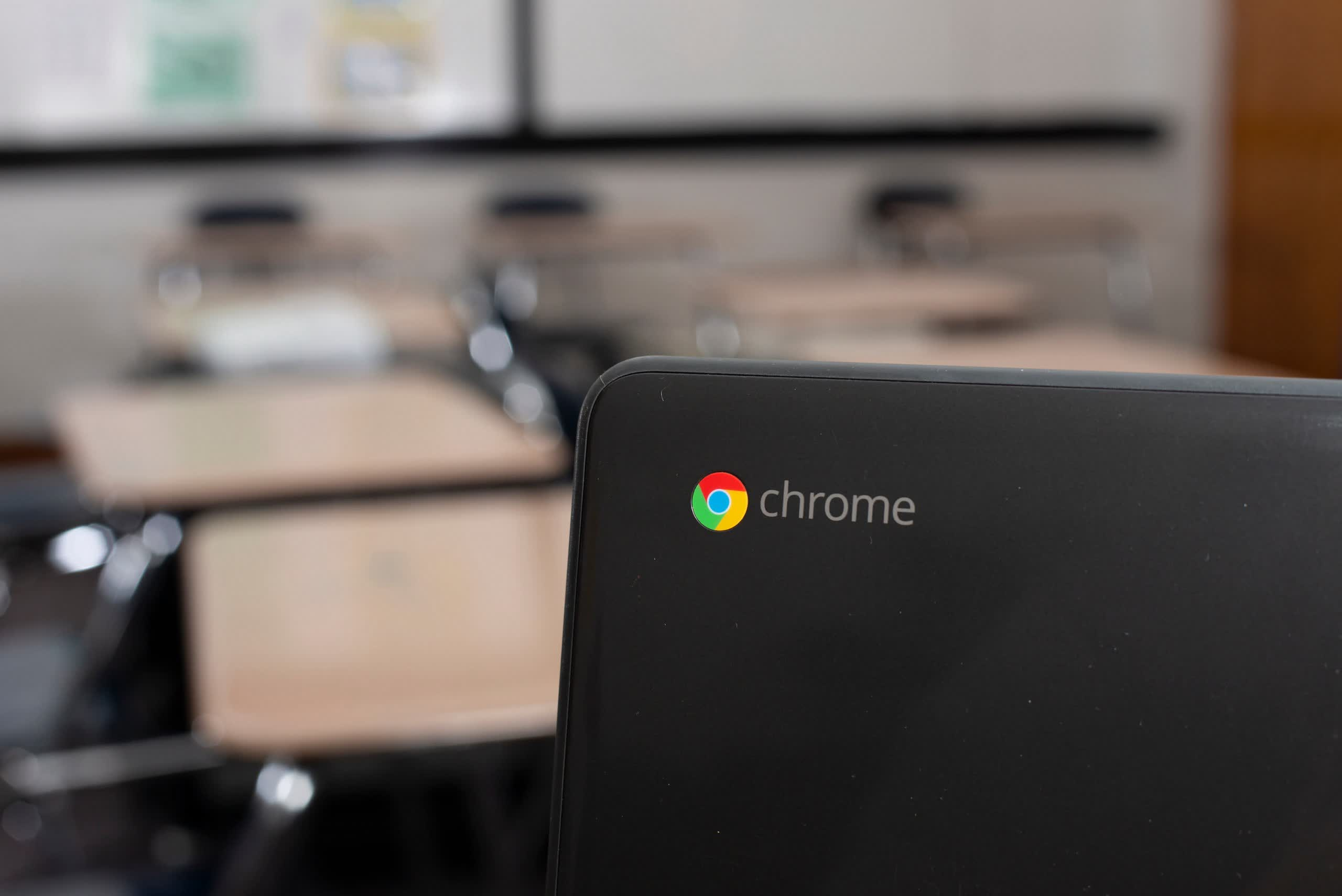 Chrome OS overtakes Macs for second place OS market share for the first time