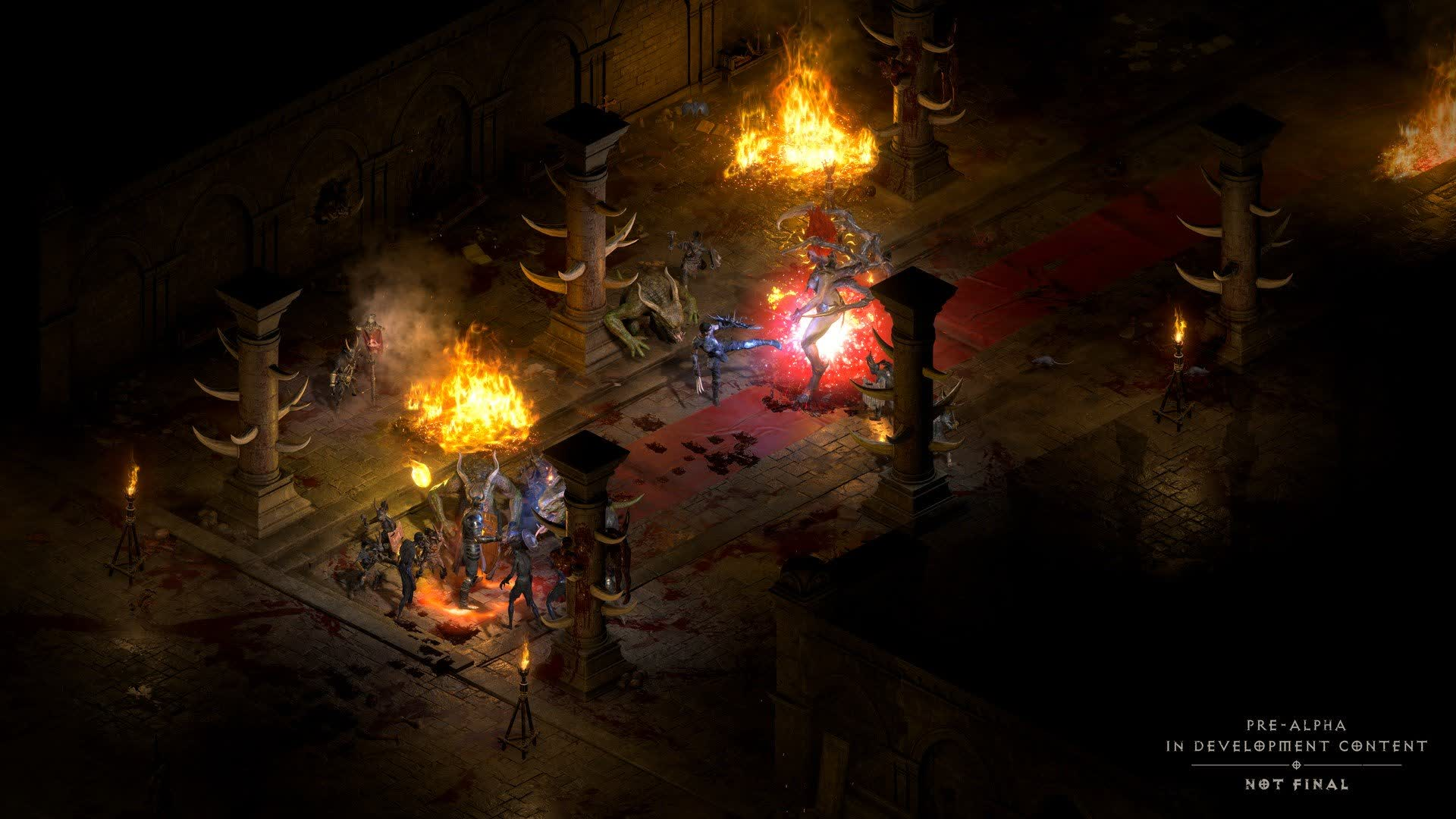 Diablo II: Resurrected will be a faithful remaster of the iconic game