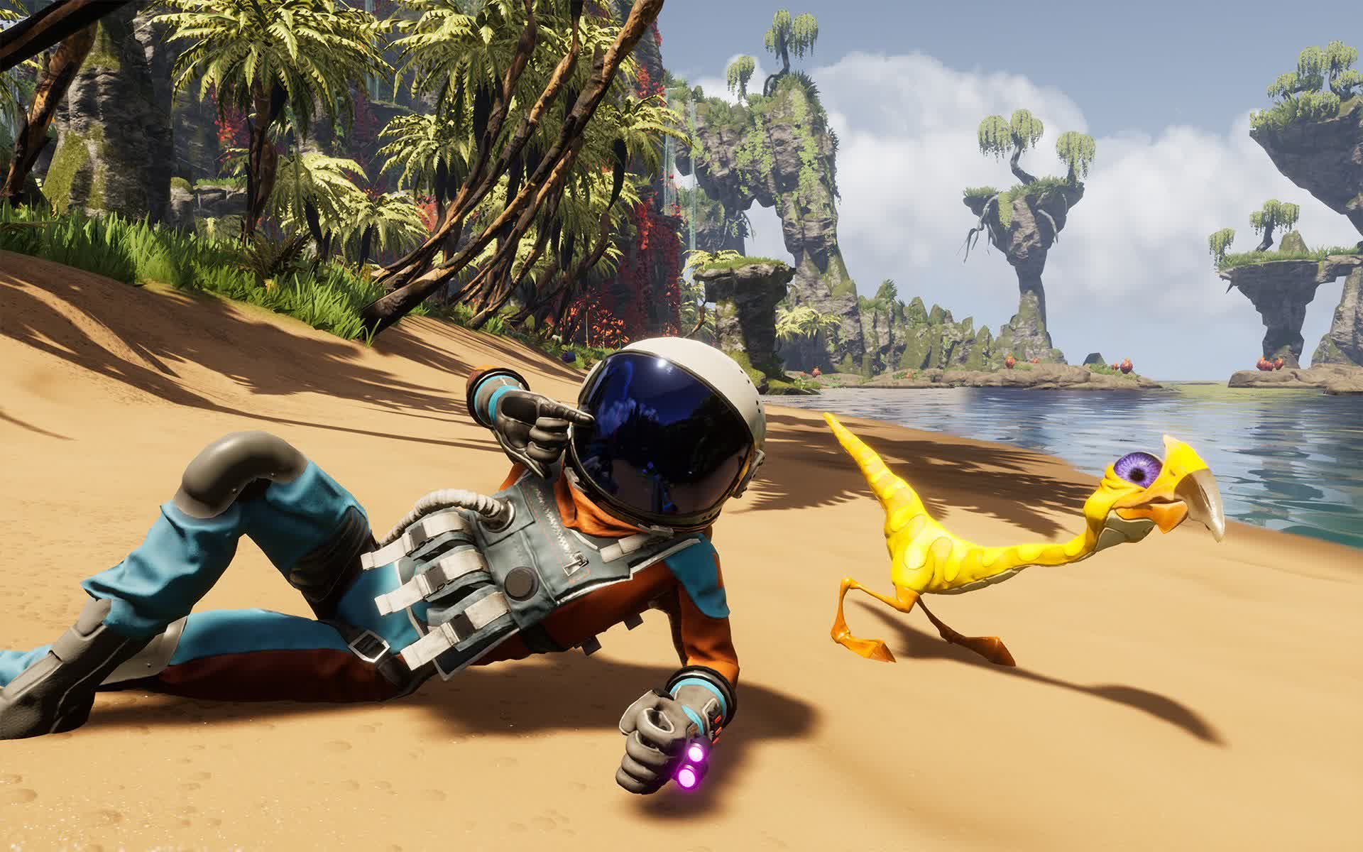 Google struggles to fix Savage Planet bugs since shutting down its game studios