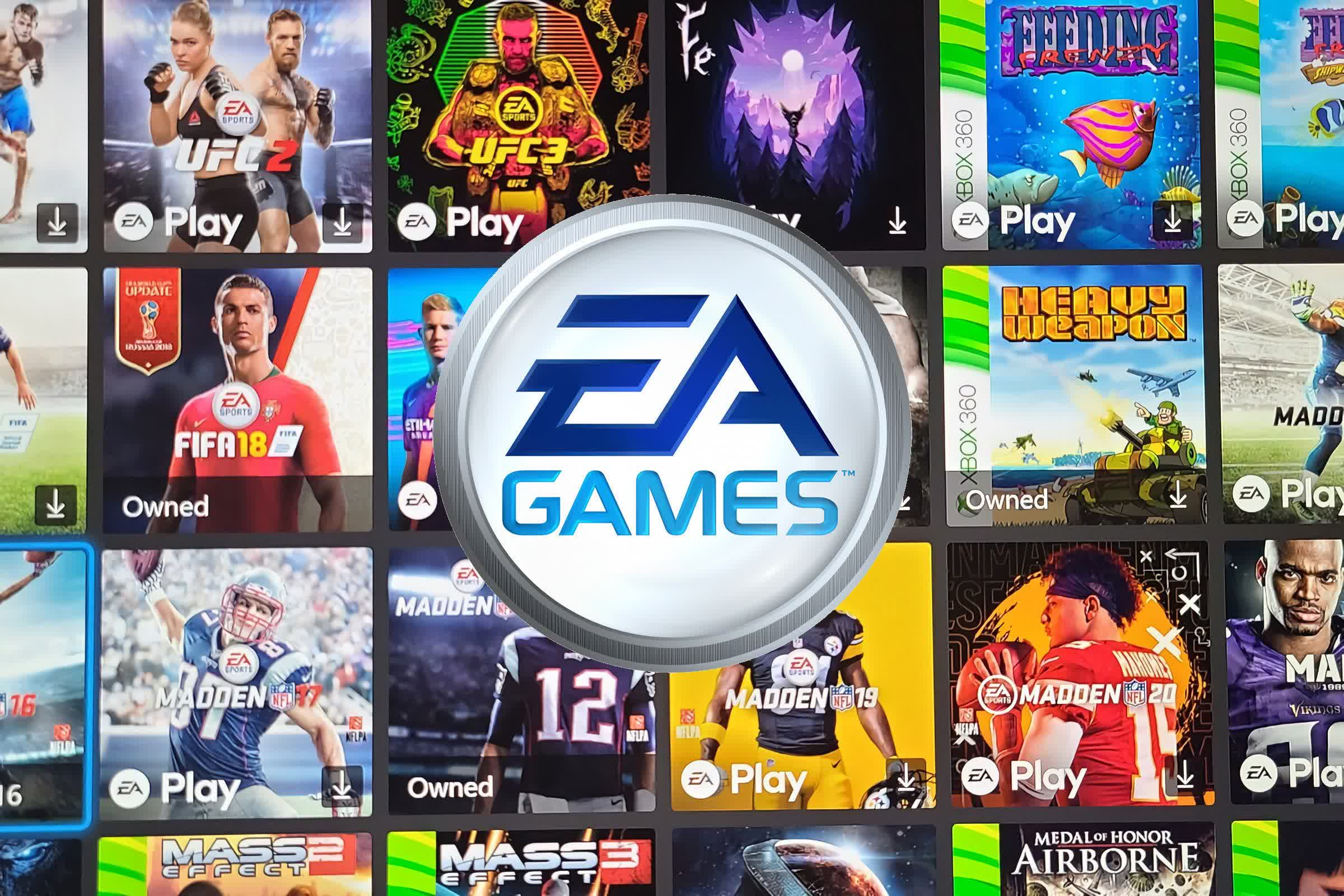EA patent outlines technique to bypass game download and install times