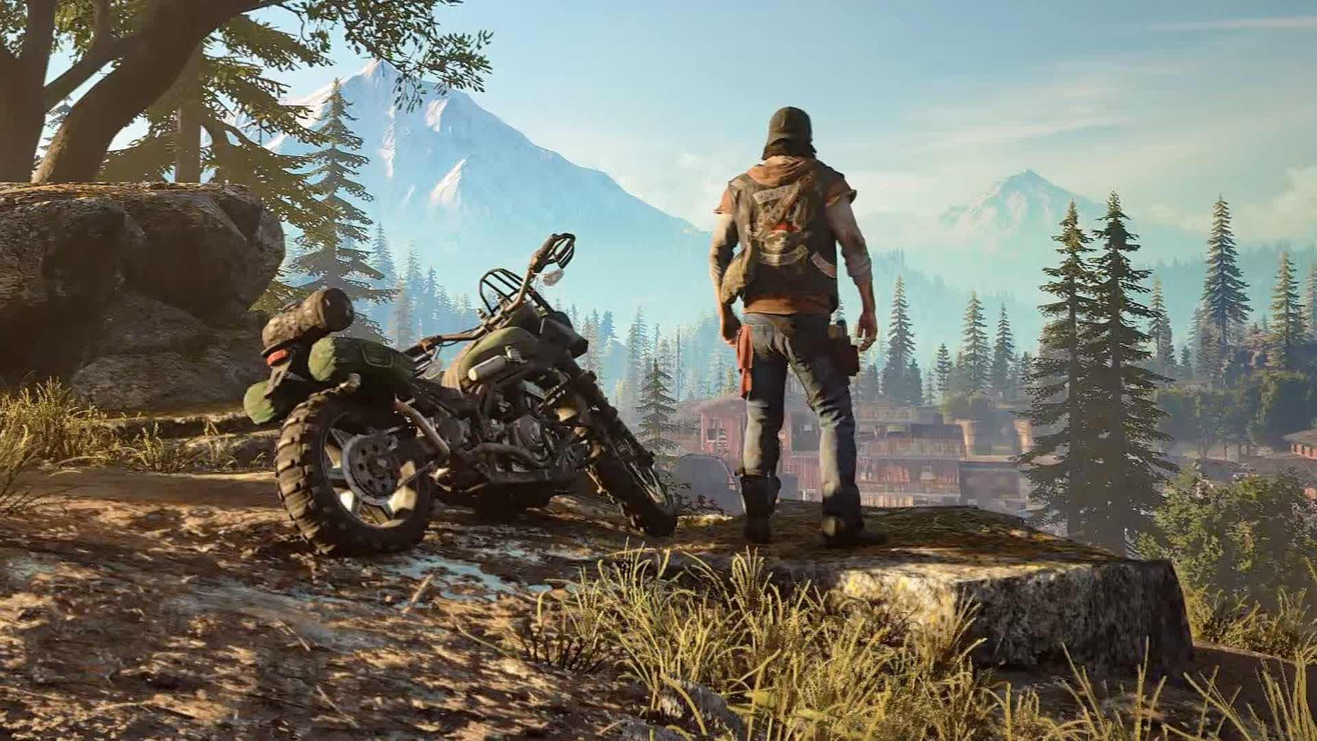 Sony plans to bring more PlayStation exclusives to PC, including Days Gone