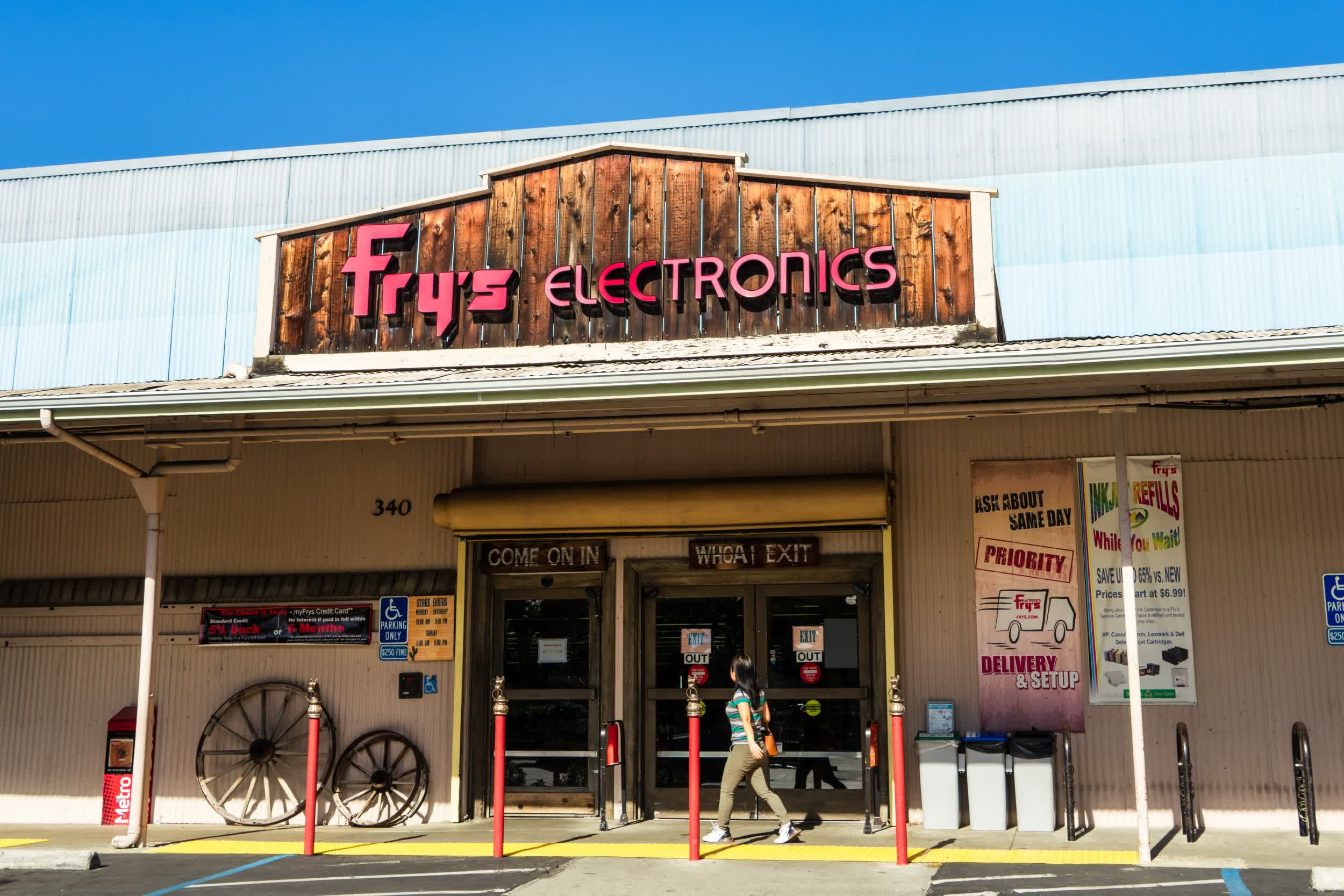 Fry's Electronics calls it quits after nearly 36 years in business