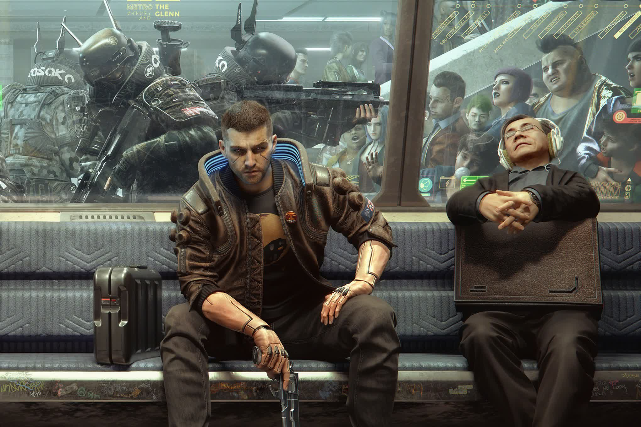 CD Projekt Red delays Cyberpunk 2077 v1.2 patch in aftermath of ransomware attack