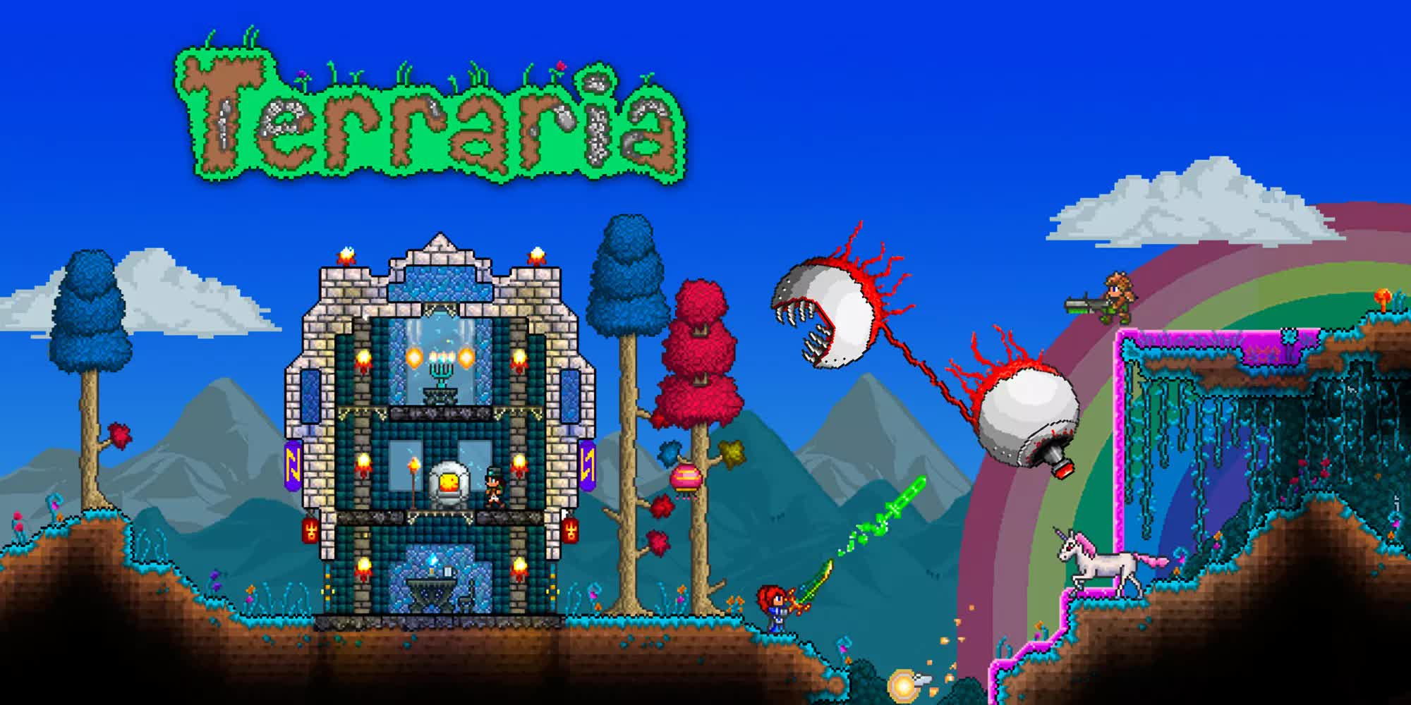 Stadia version of Terraria is back on after developer reconciles with Google