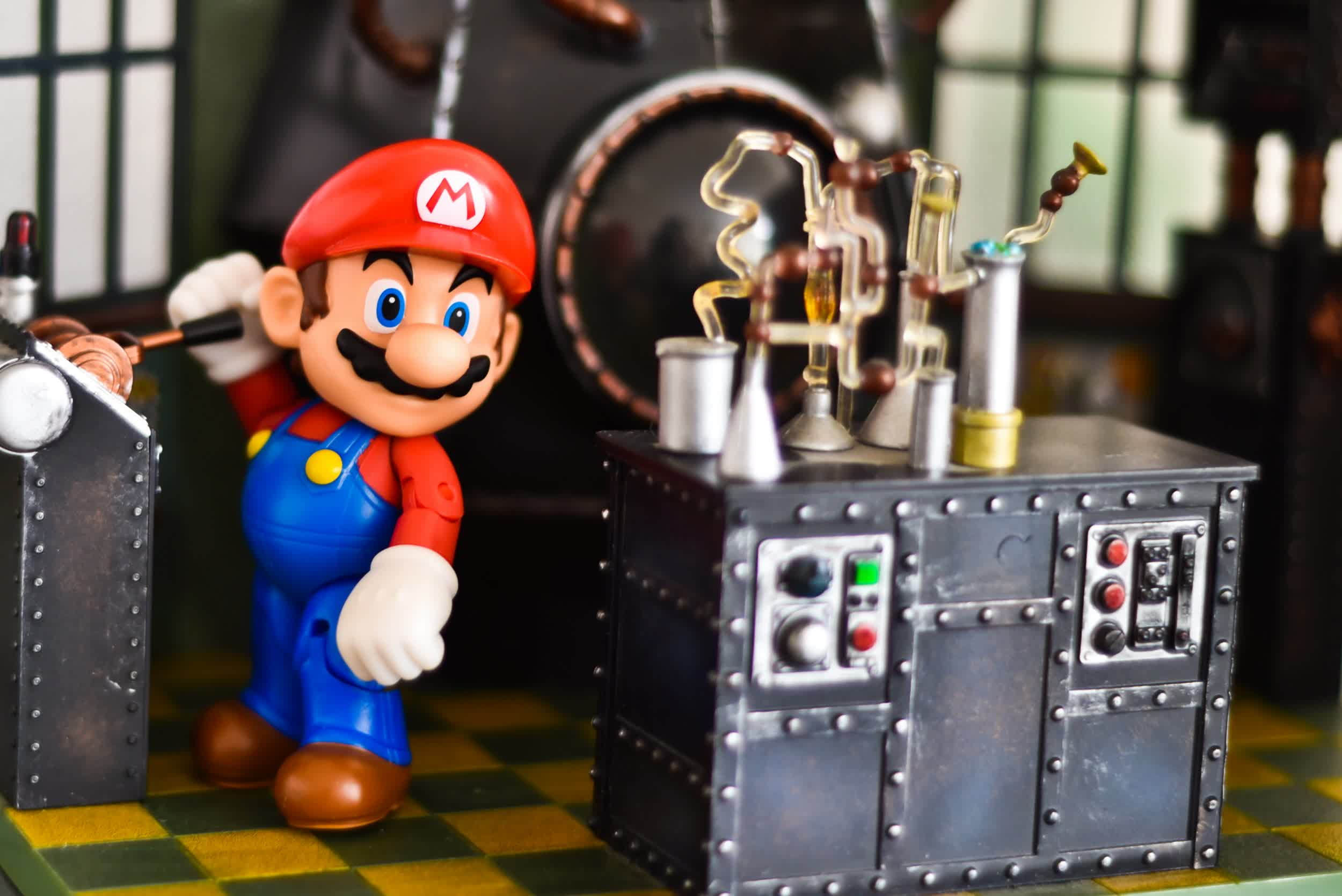 Nintendo reaffirms plans to halt production of Super Mario Bros. 35th anniversary products later this month