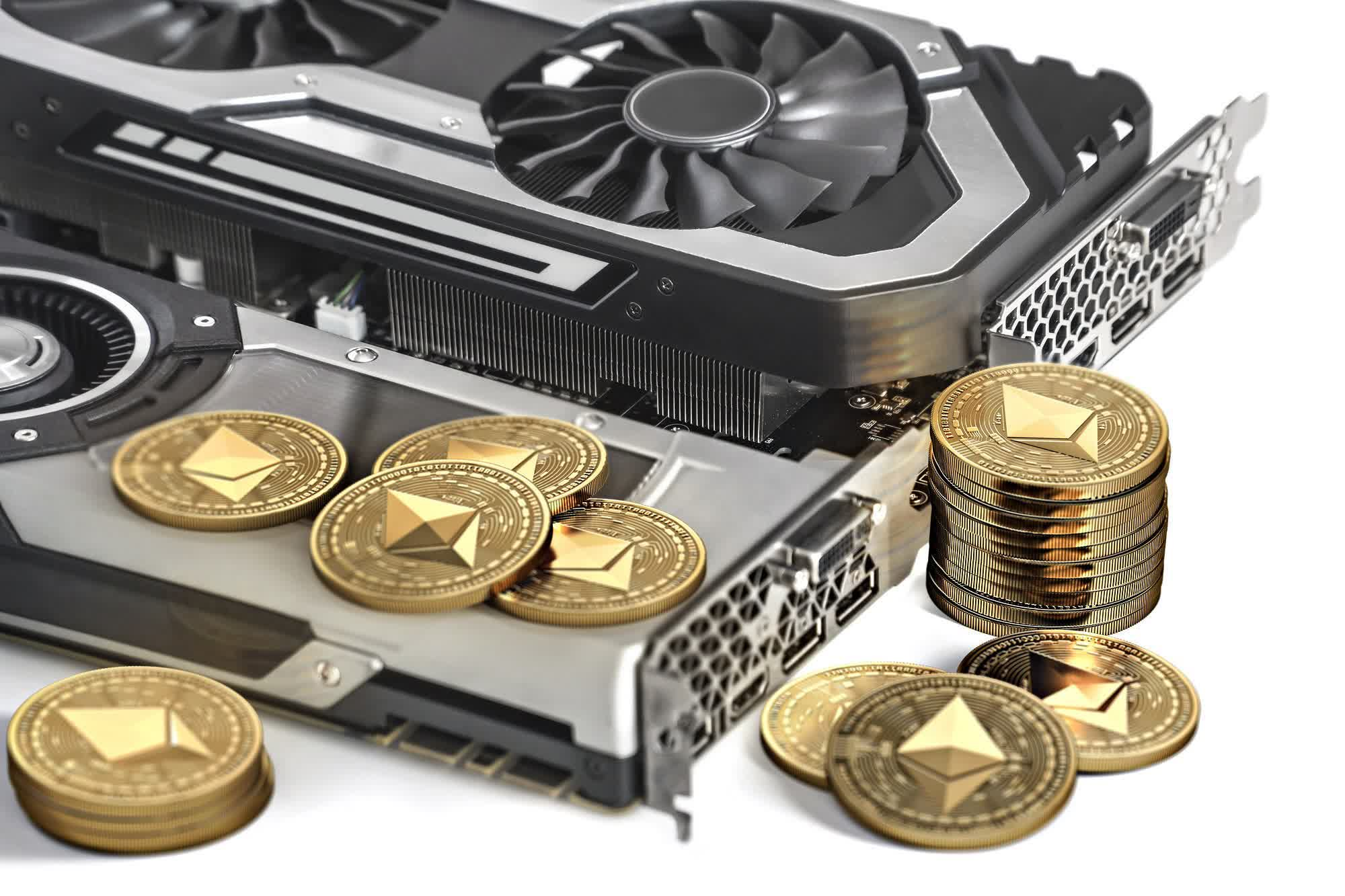 Nvidia removes driver that bypassed the RTX 3060's Ethereum mining limiter
