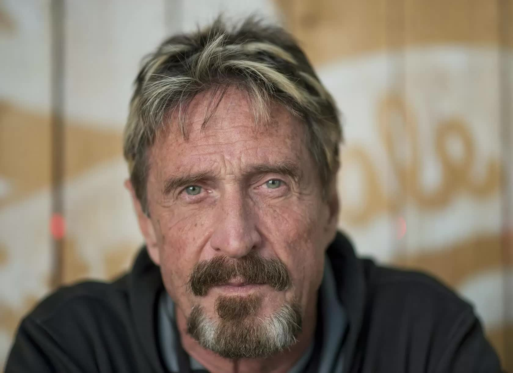 John McAfee faces fraud and money laundering charges in crypto 'pump-and-dump' scheme
