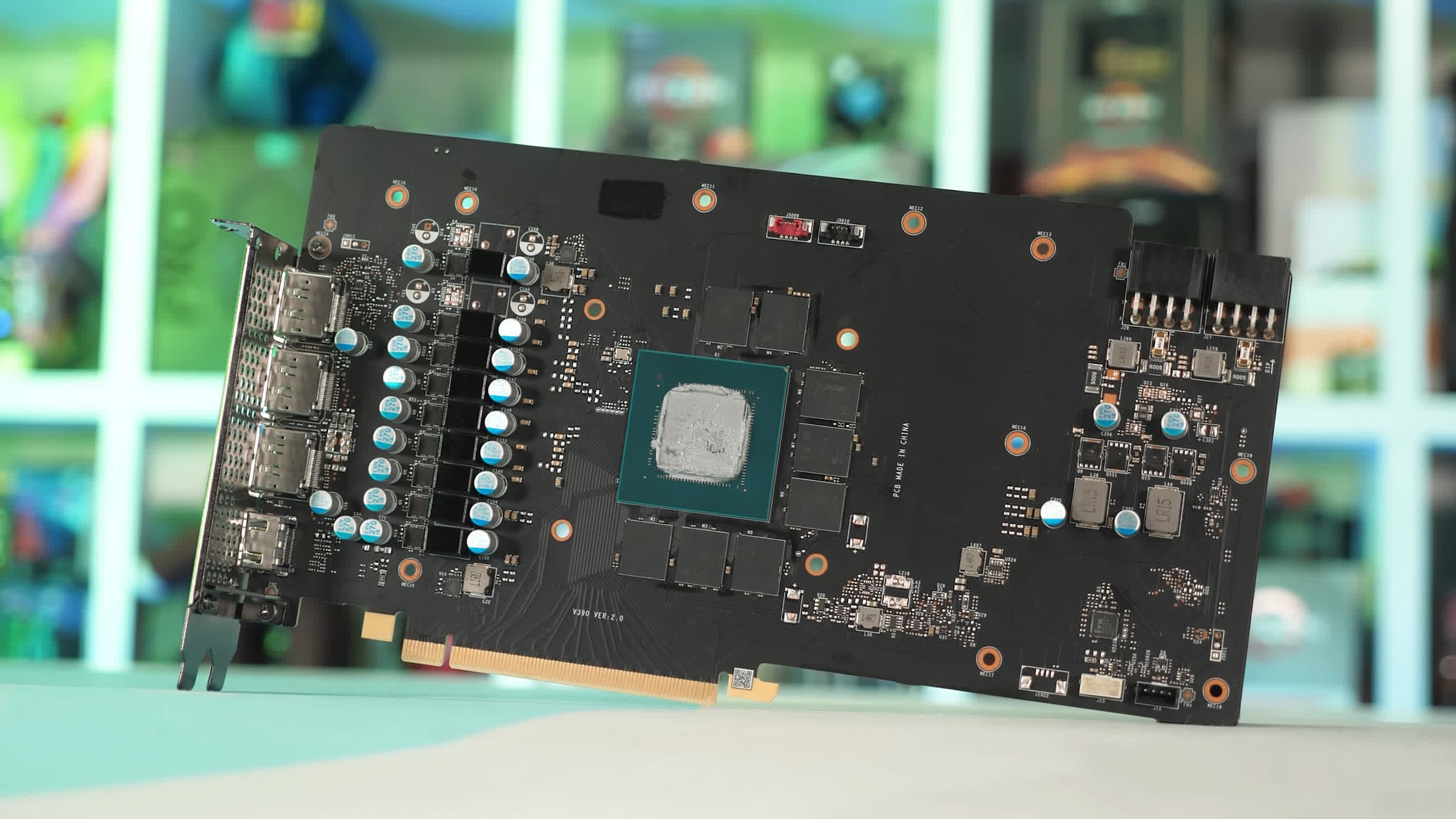 Modder doubles memory on GeForce RTX 3070 to 16GB