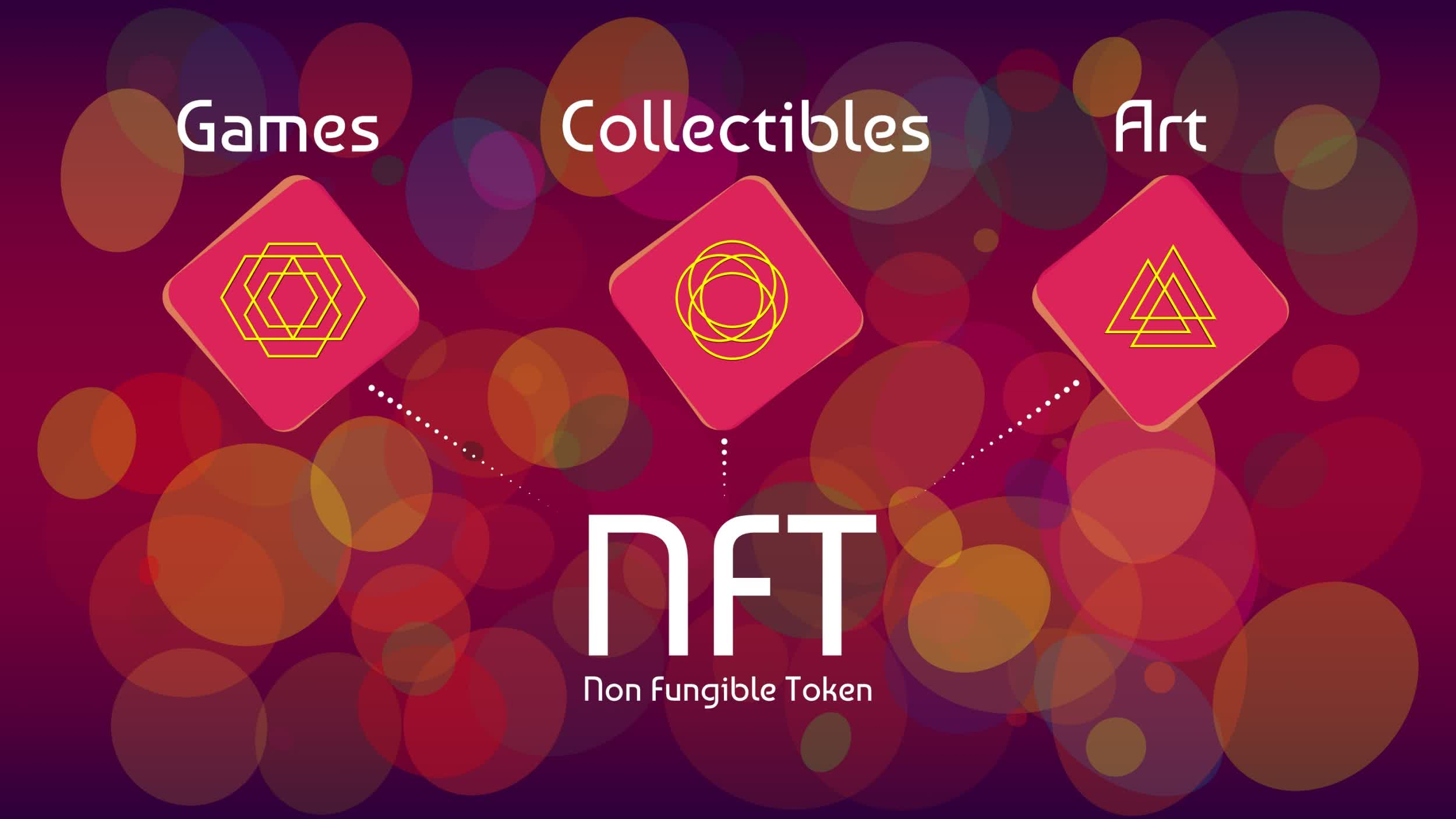 NFTs are the latest craze in crypto, but what are they?