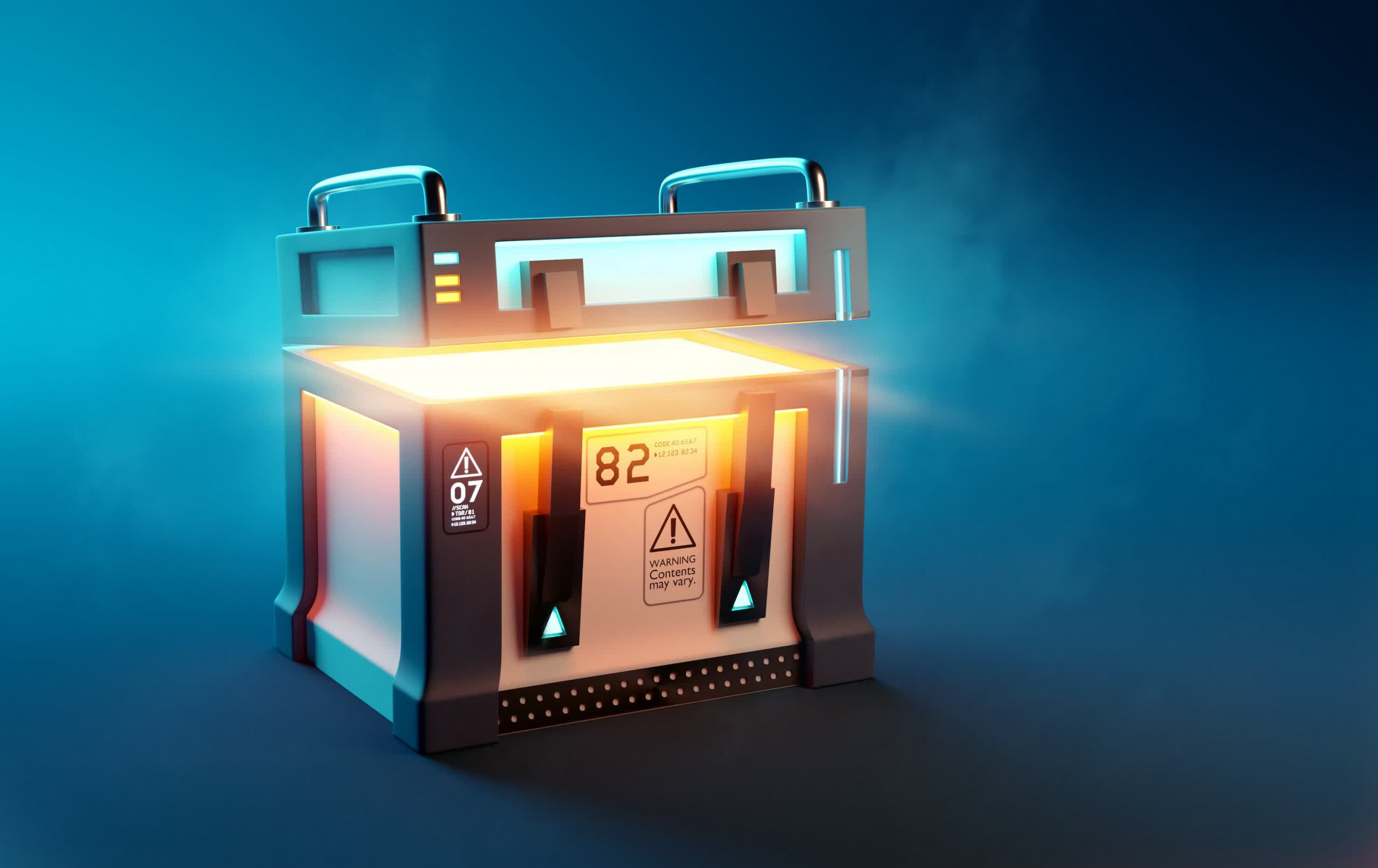 Germany considers outlawing the sale of loot box games to minors