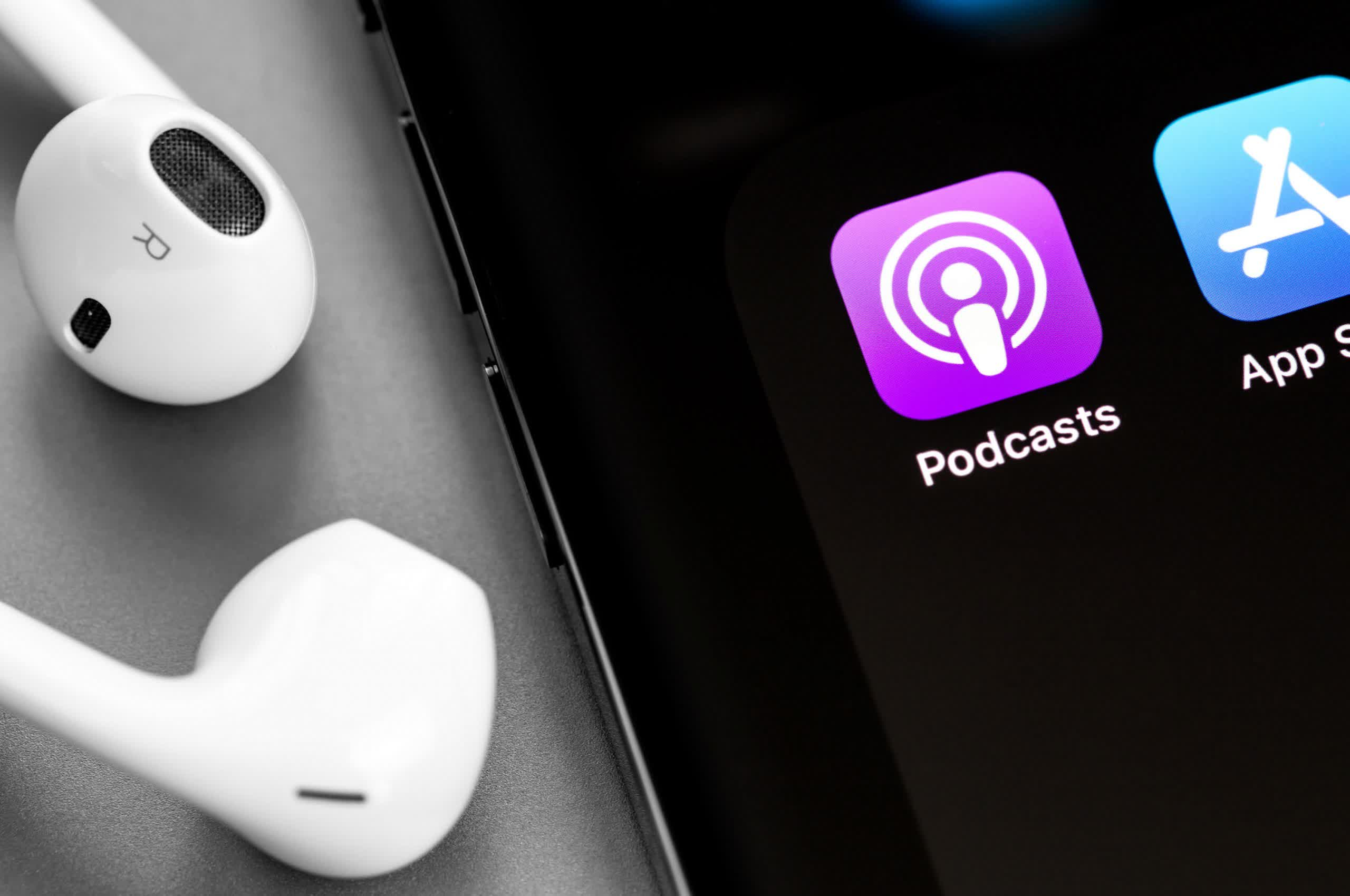 Apple quietly replaces 'Subscribe' with 'Follow' in Podcasts app update