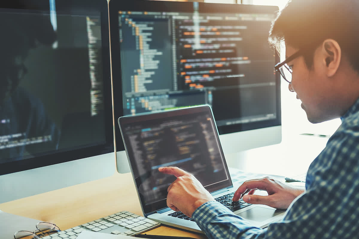 Learn to code C#, Python, Ruby, JavaScript at your own pace with this master bundle