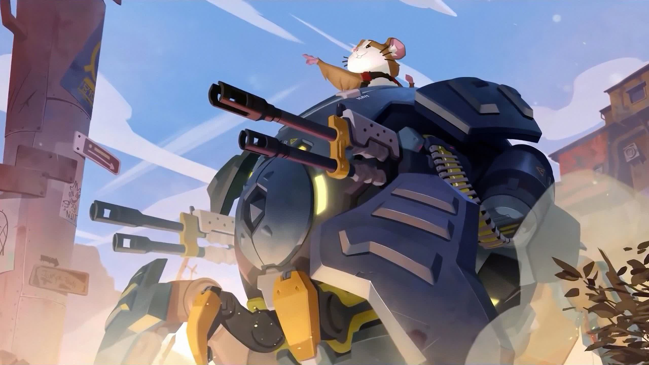 Nvidia launches Reflex latency-reduction tech for Overwatch