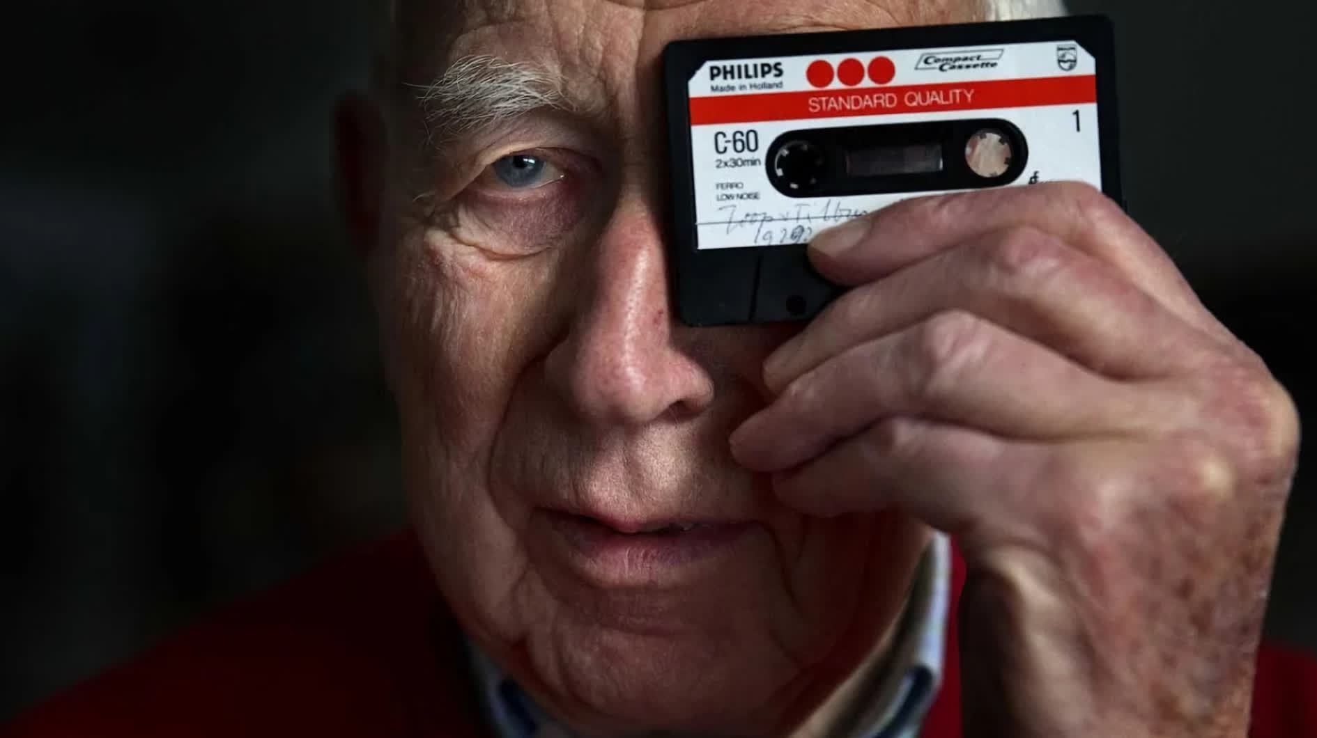Lou Ottens, the Philips engineer who invented the cassette tape, has died