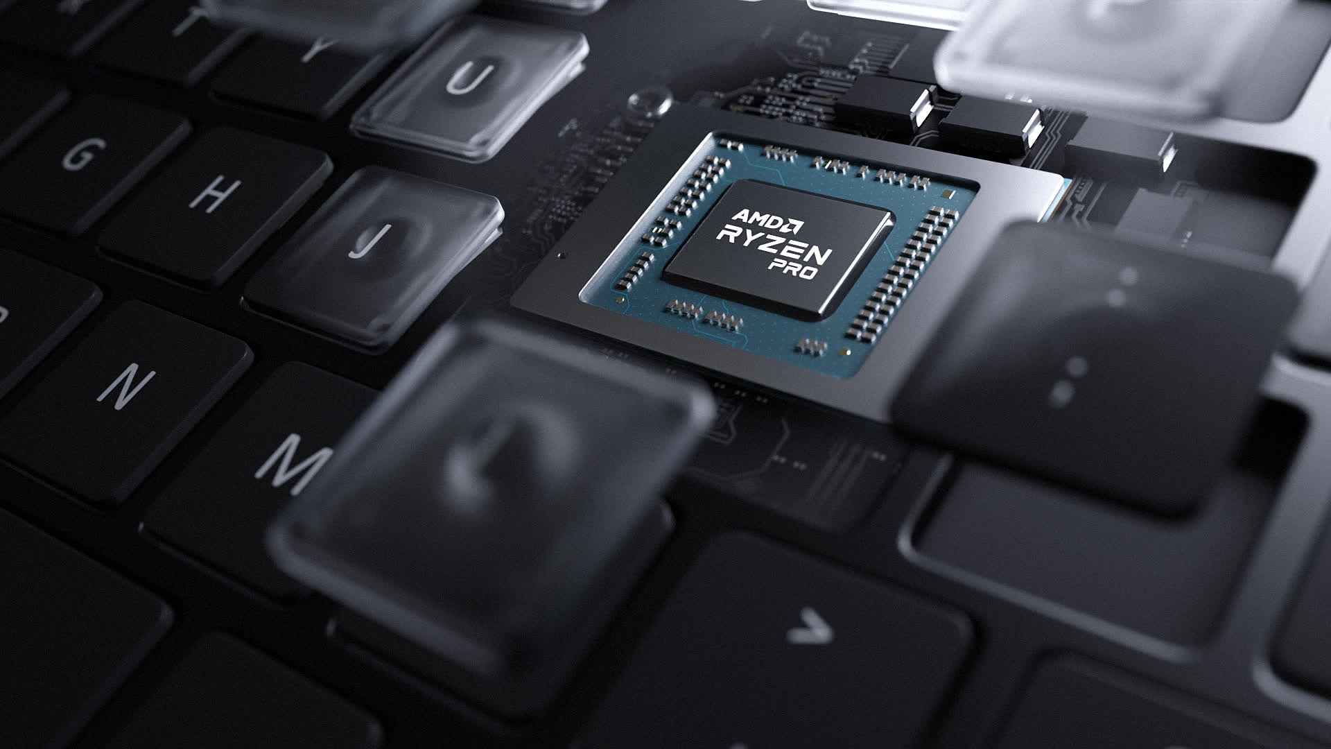 AMD means business with latest Epyc and Ryzen Pro CPU launches