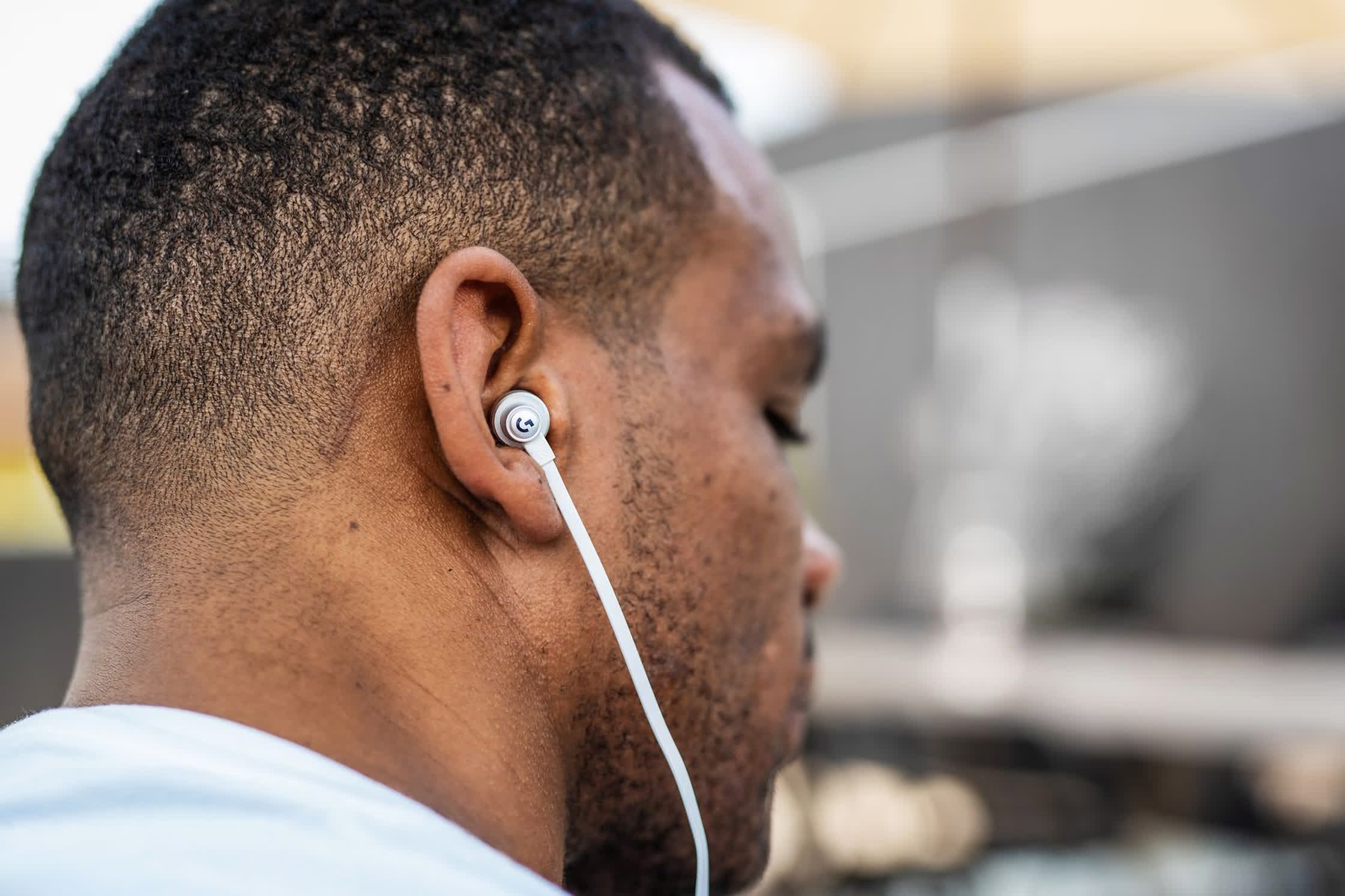 Logitech's G333 wired gaming earphones offer hassle-free audio under $50