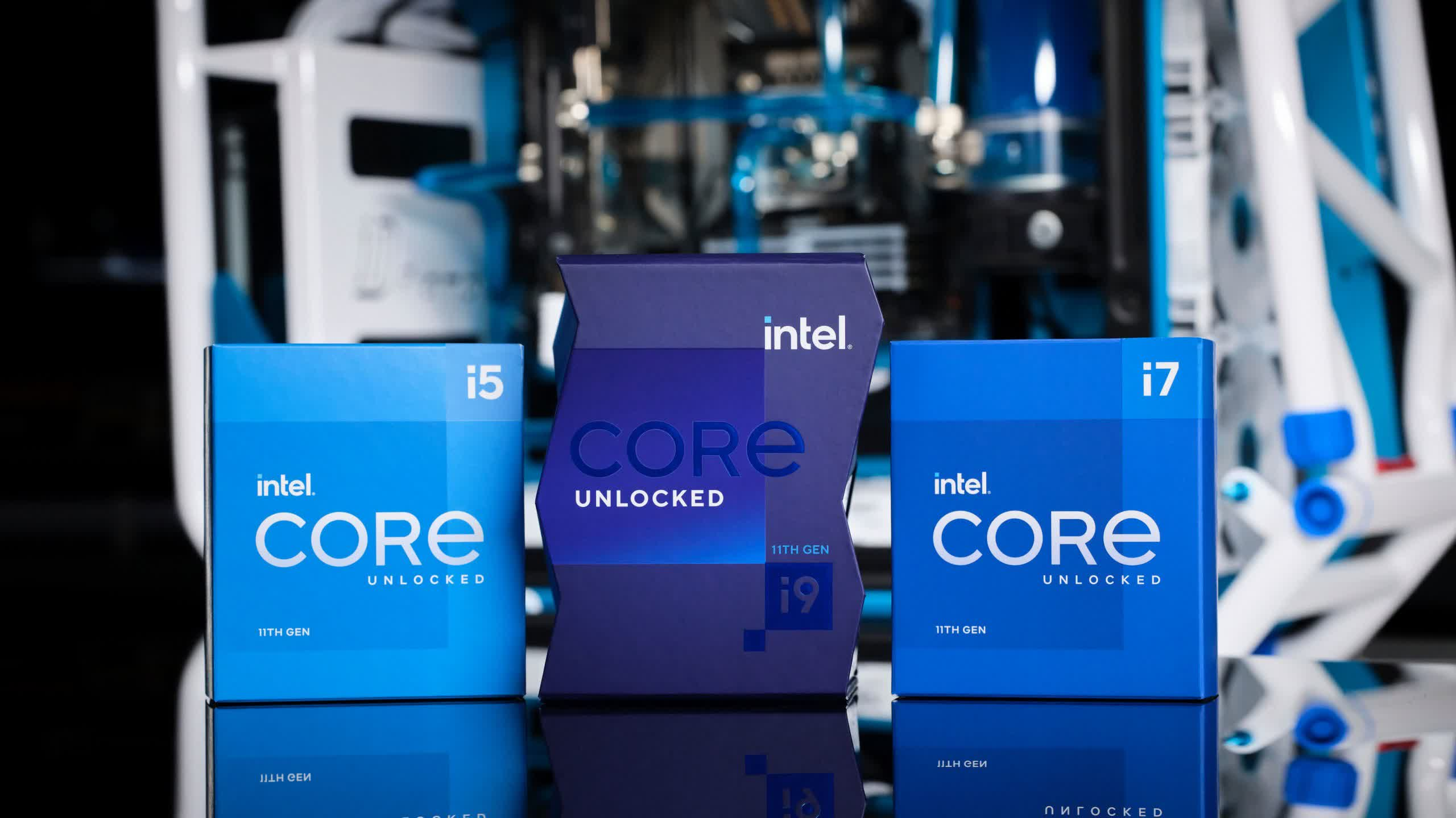Intel's Core i7-11700K has already been reduced, 10th-gen parts now even cheaper