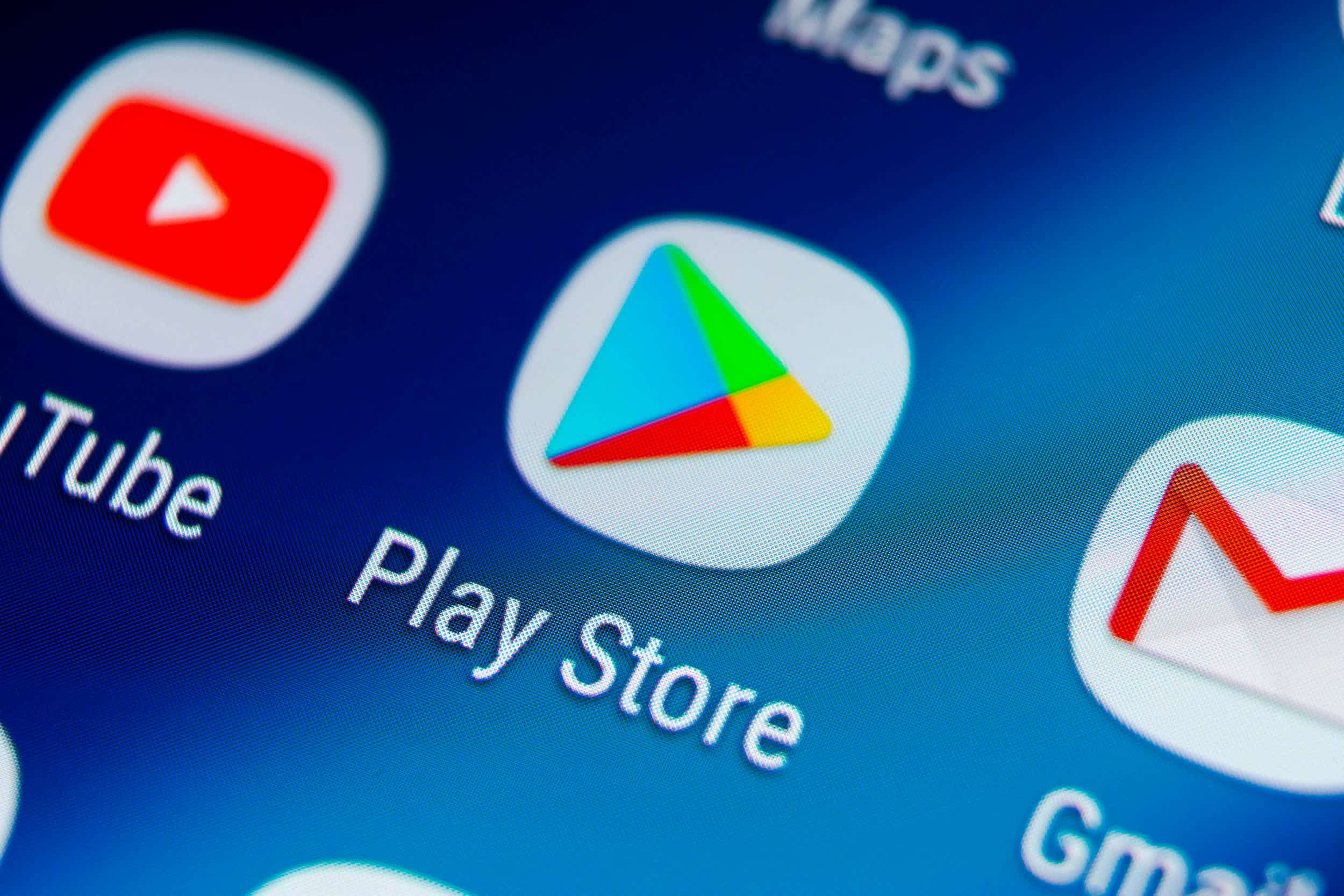 Google to slash Play Store commissions in half for developers' first $1M in sales