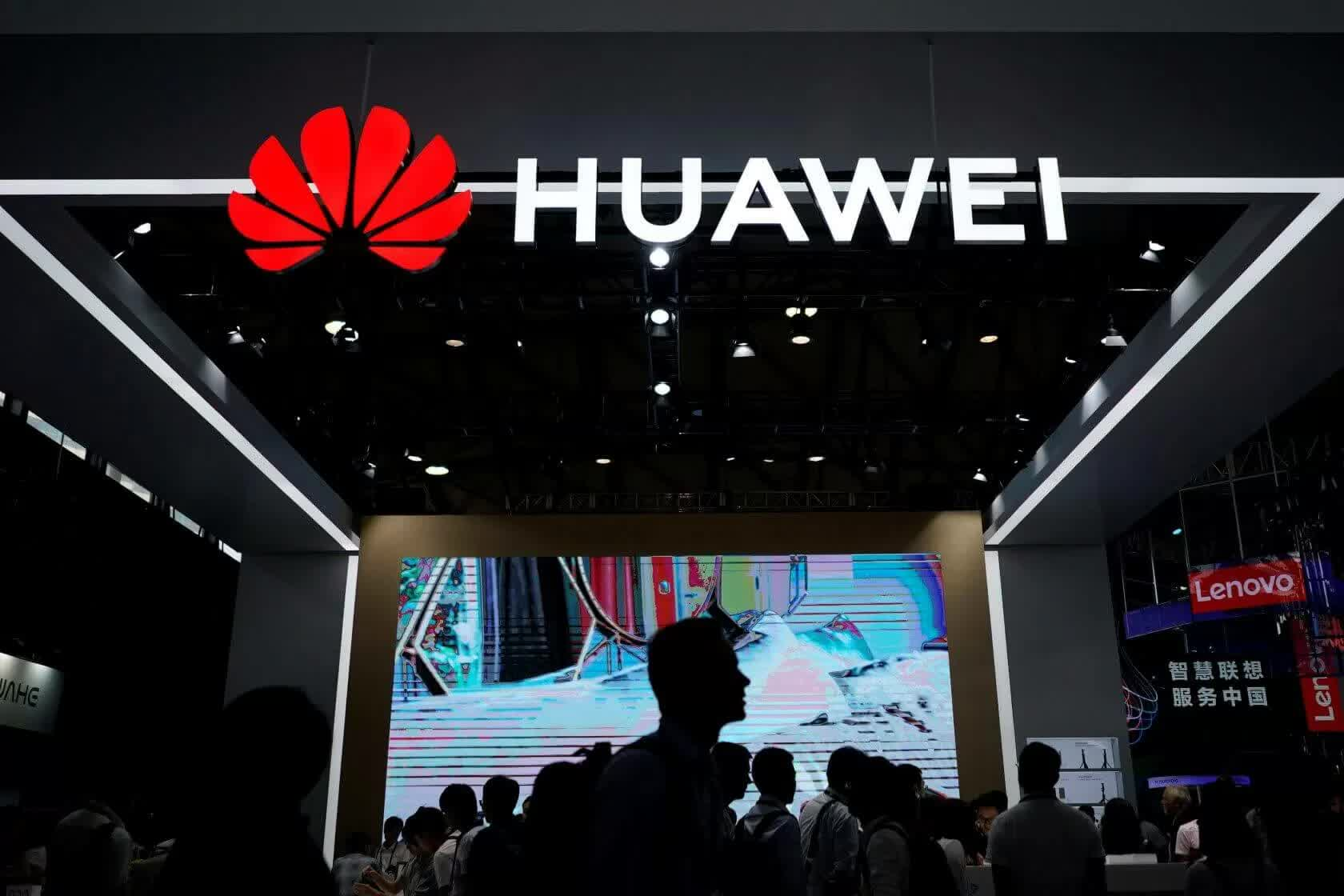 Huawei will start charging competing phone makers for using its 5G patents