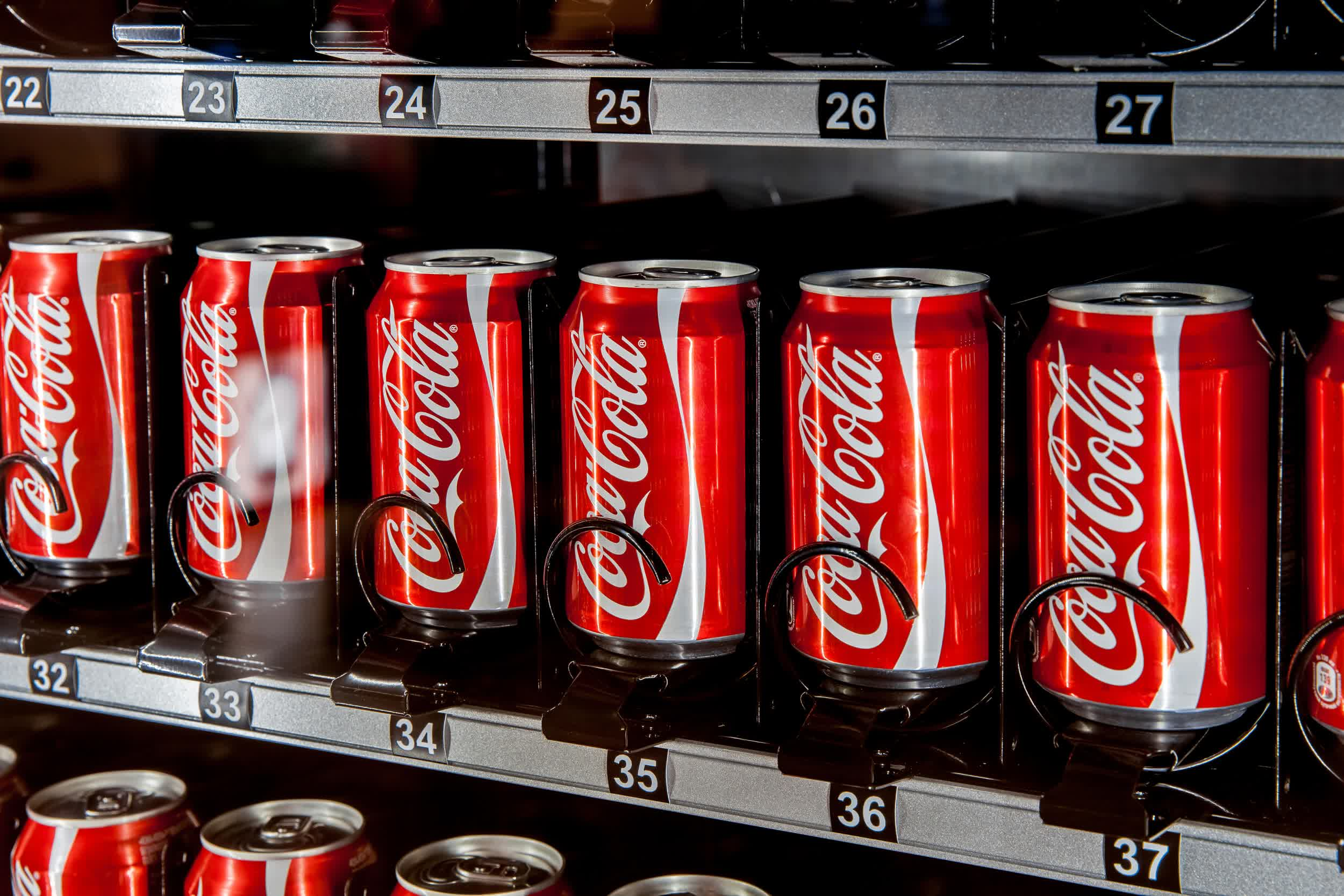 Coca-Cola is testing vending machine subscriptions in Japan