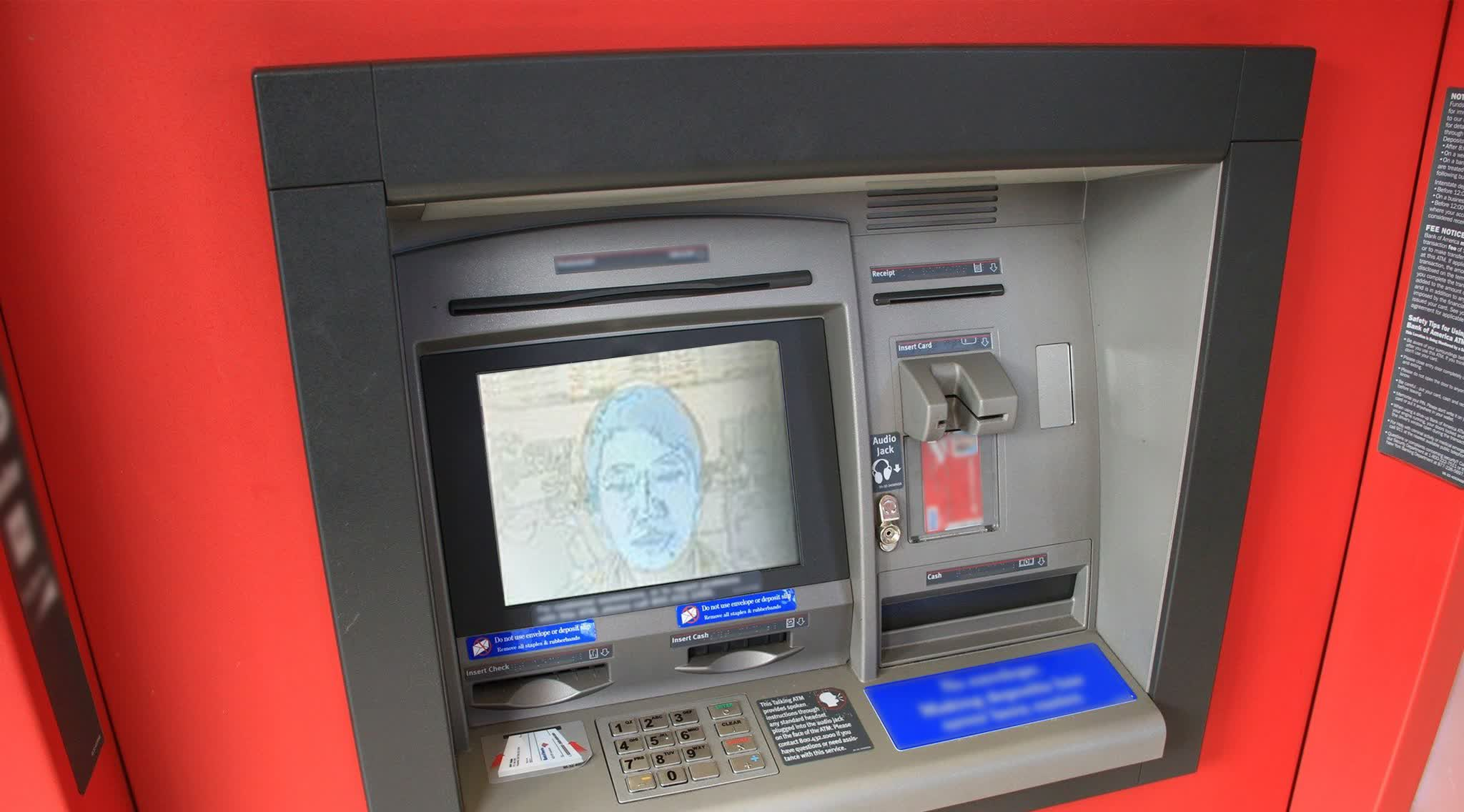 Singapore bank rolls out facial recognition for its ATMs