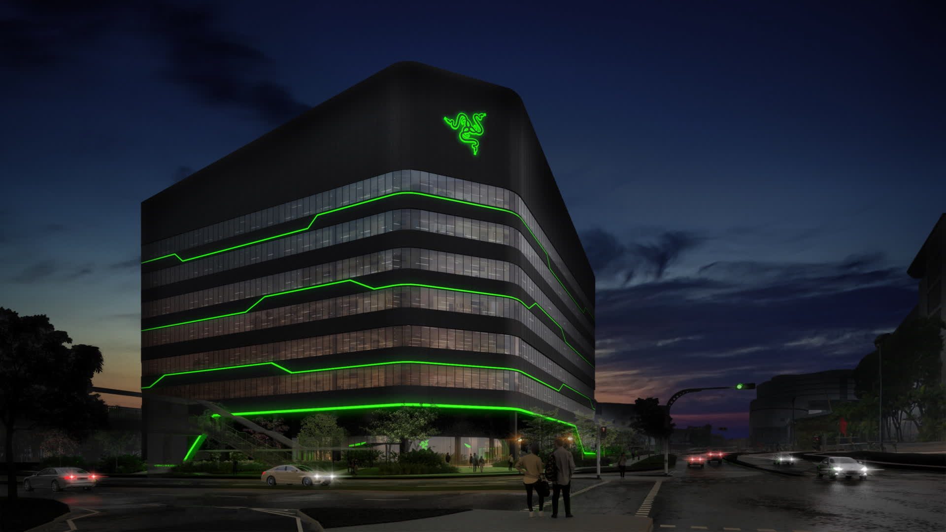 Razer commits to sustainability, will use 100 percent renewable energy across its offices by 2025