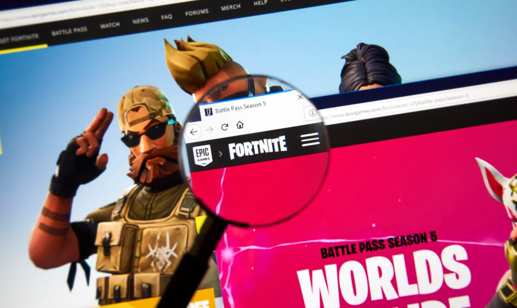 Epic's game launcher is a battery hog on some platforms, especially Ice Lake