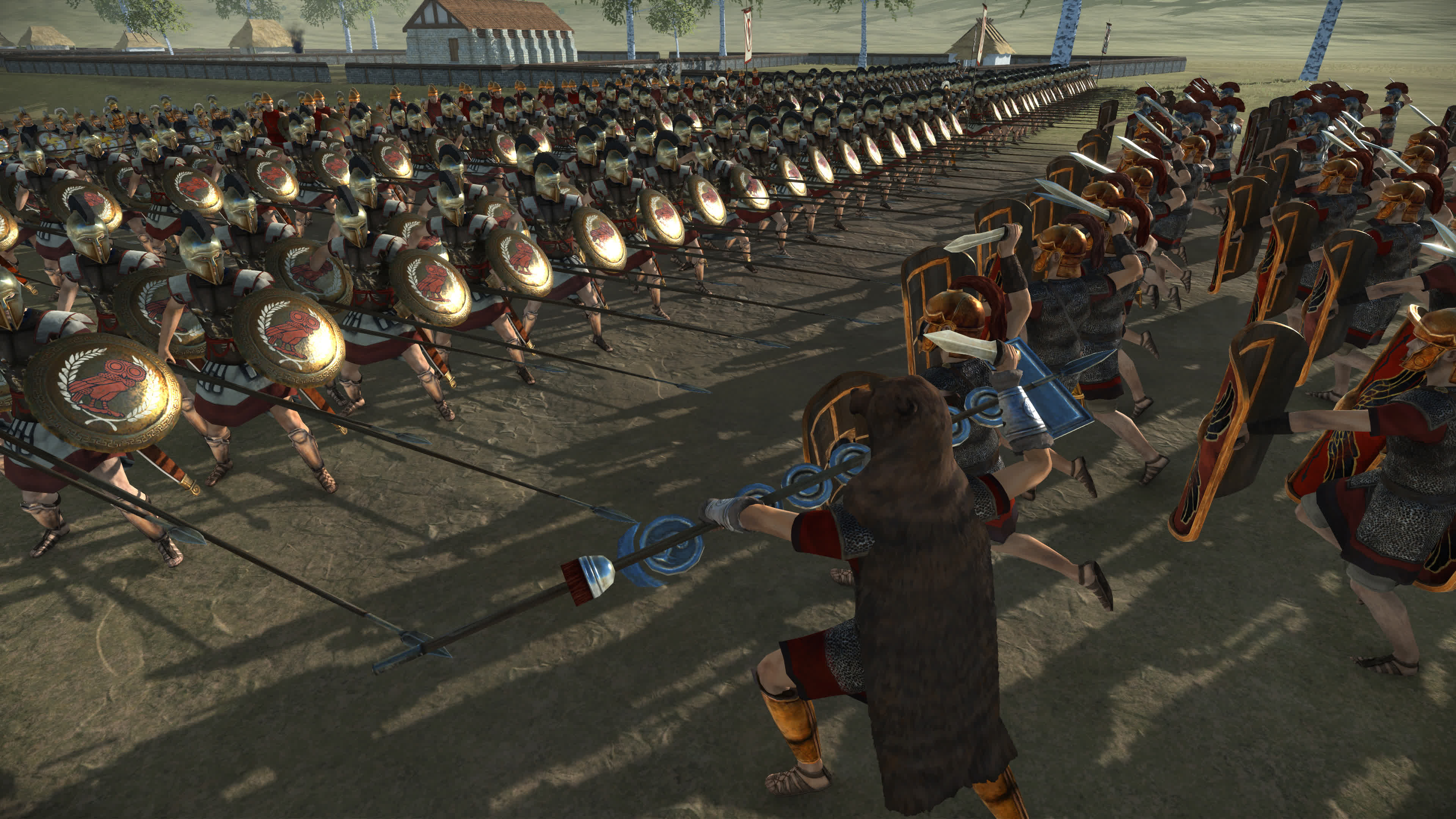 Total War: Rome is getting a full 4K remaster on April 29