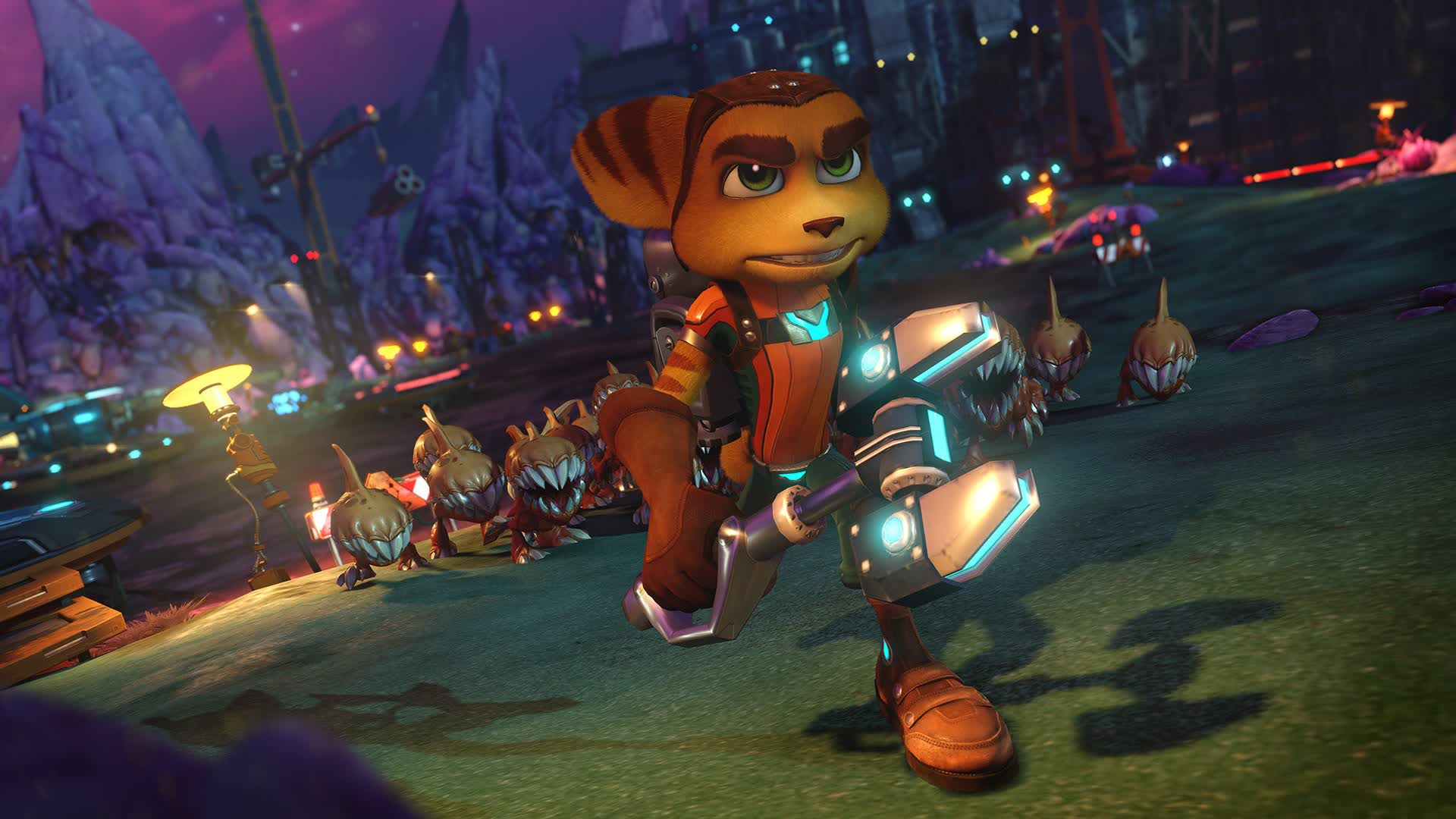 Ratchet & Clank for PS4 is still free-to-keep until March 31, will get a PS5 upgrade in April