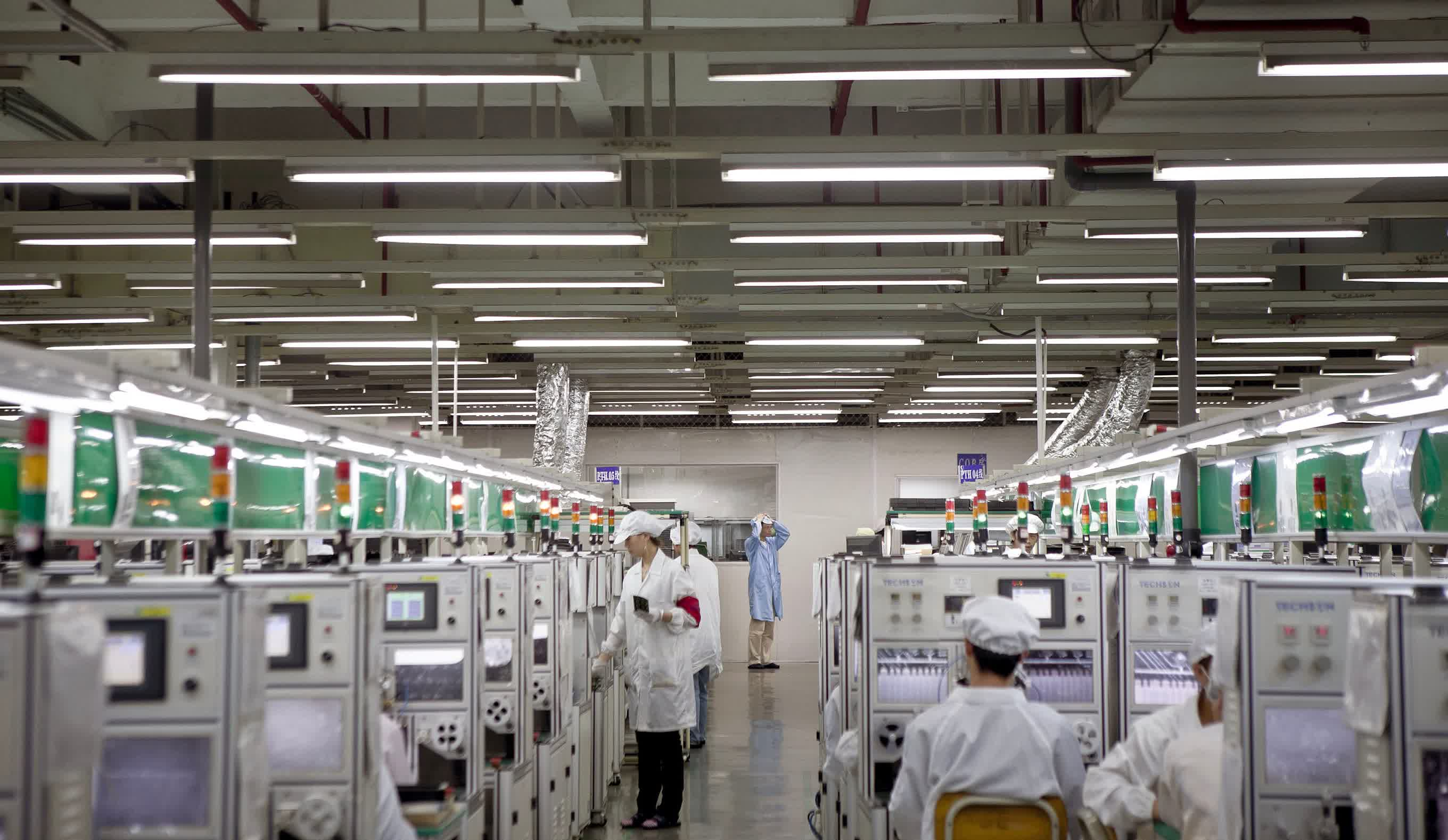 Foxconn's profit disappoints, but the big manufacturer has set its sights on electric vehicles