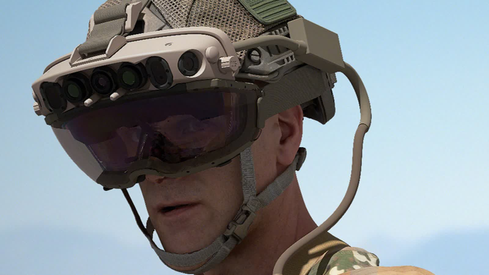 Microsoft wins $21.8 billion contract to build HoloLens-based AR helmets for US Army