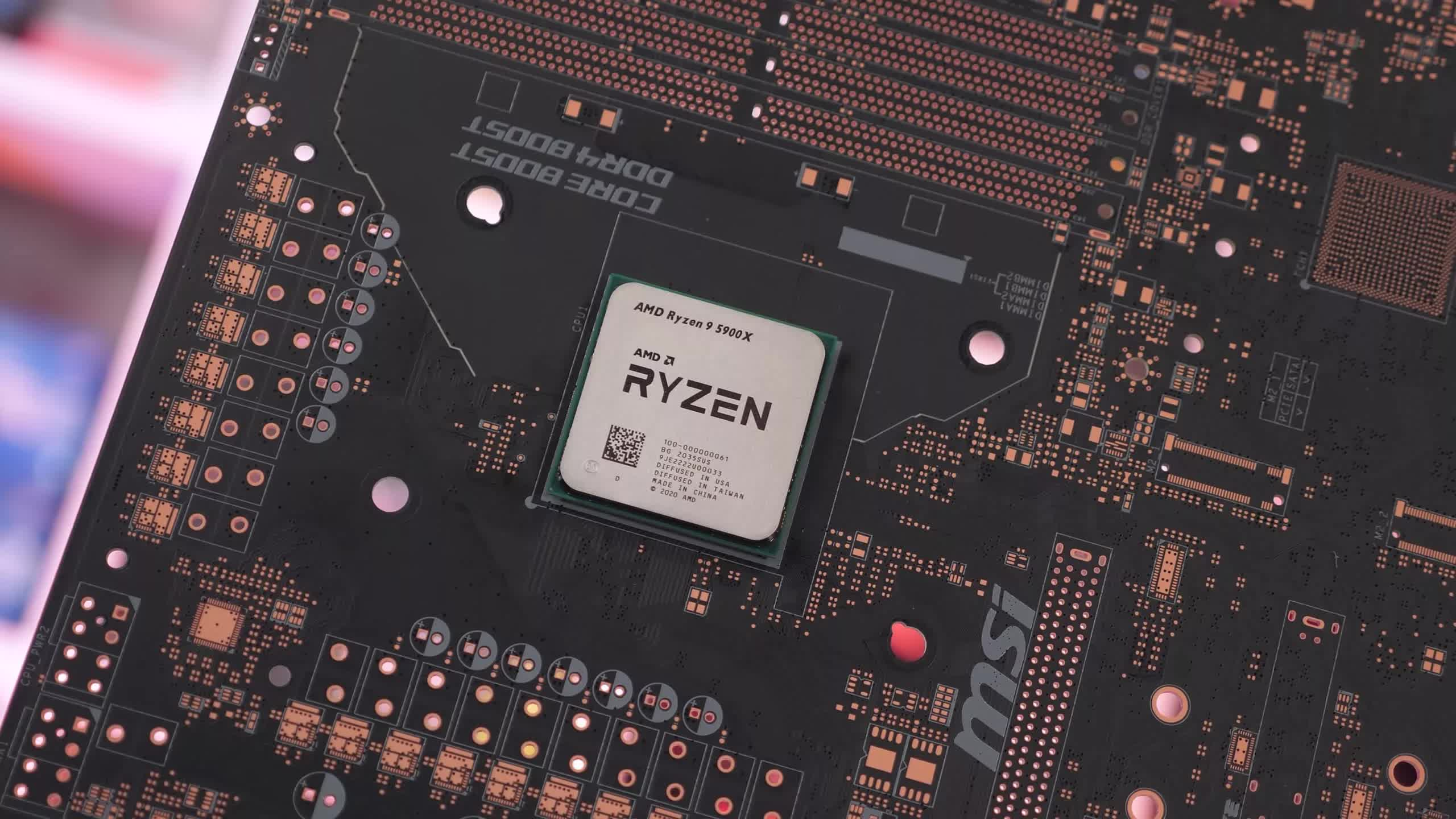 New leak reveals upcoming Ryzen 5000G APU specifications