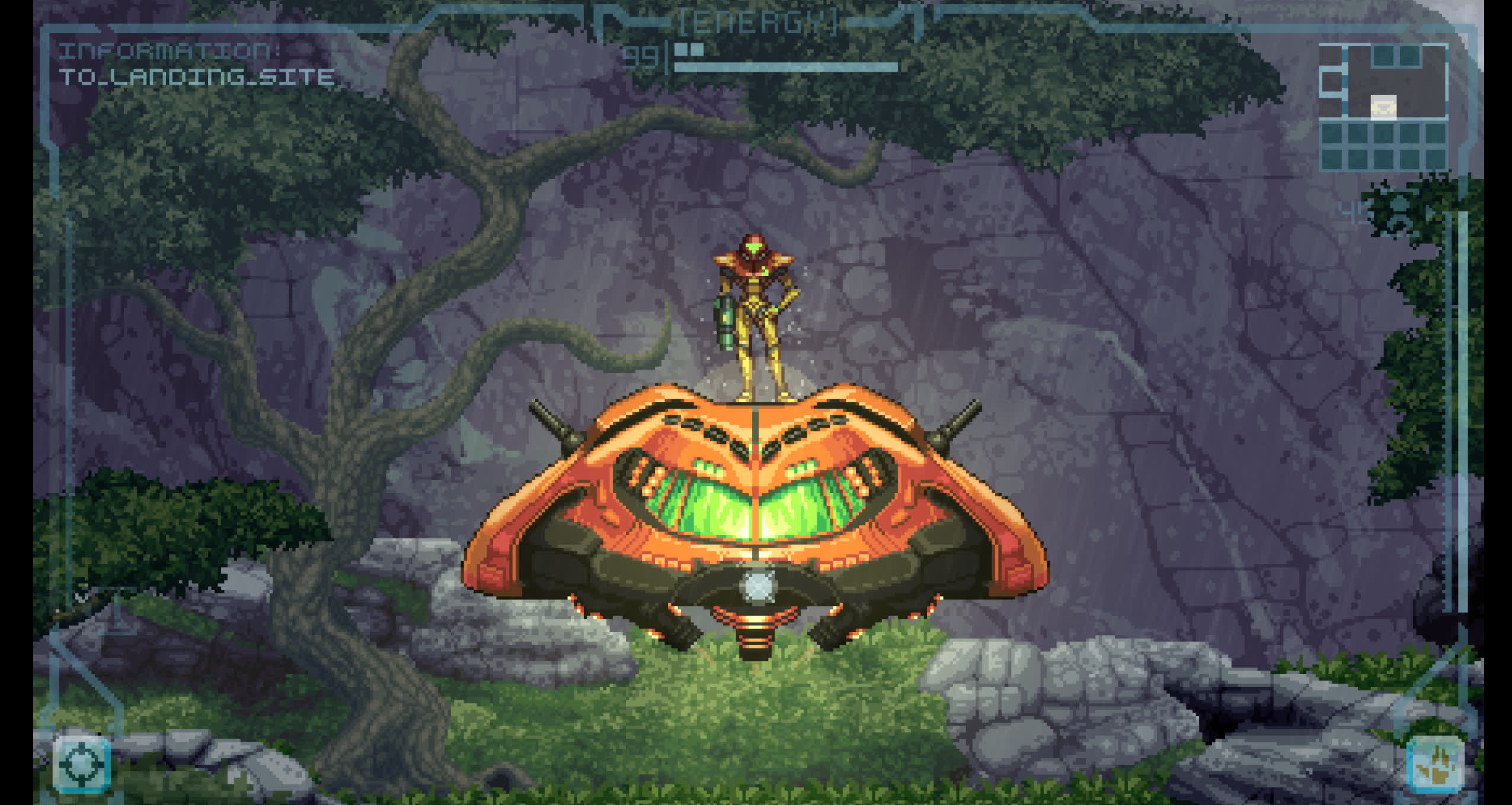 This playable Metroid Prime 2D fan creation took more than 15 years to make