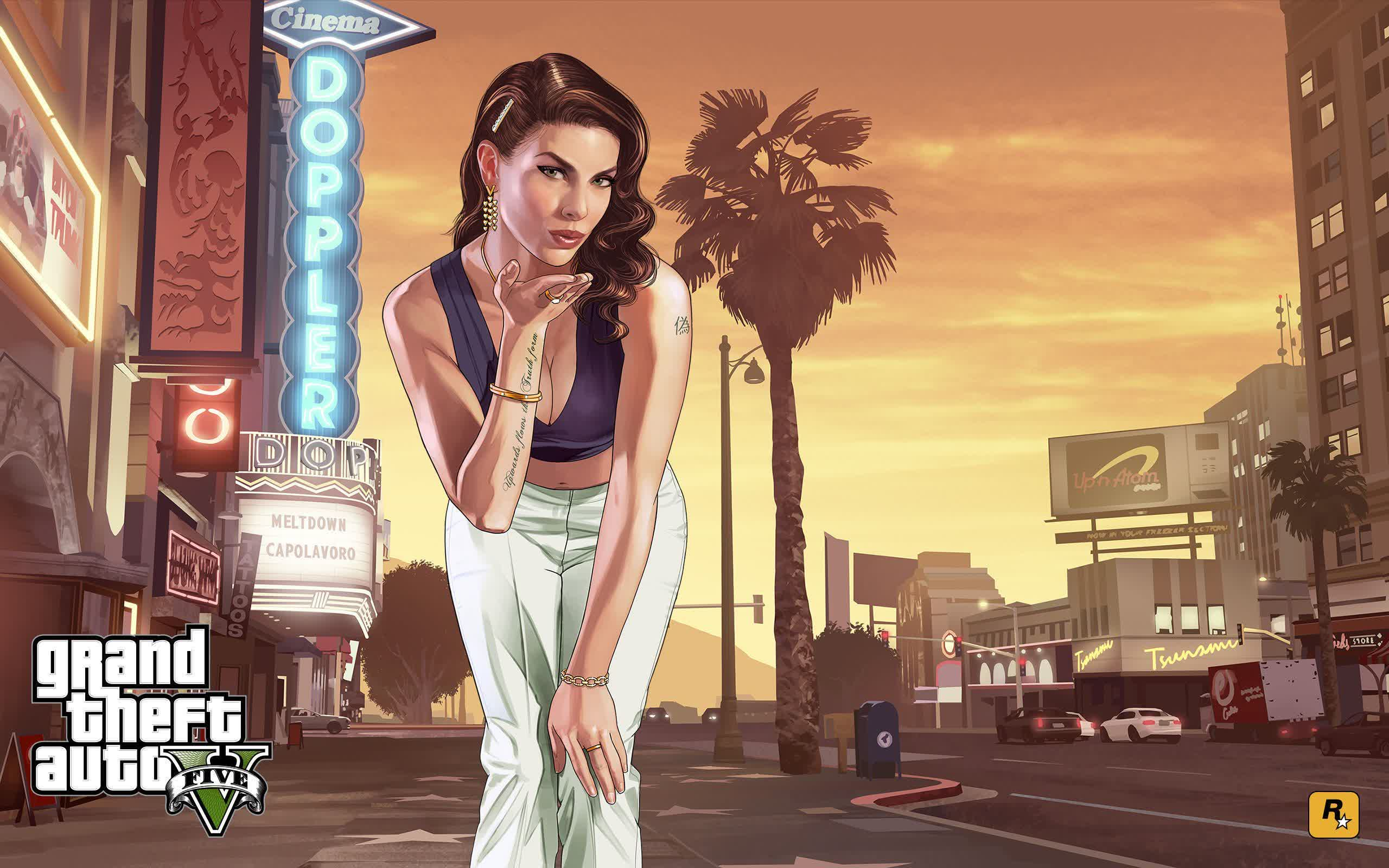 Starting Thursday, play GTA V on your Android via Game Pass