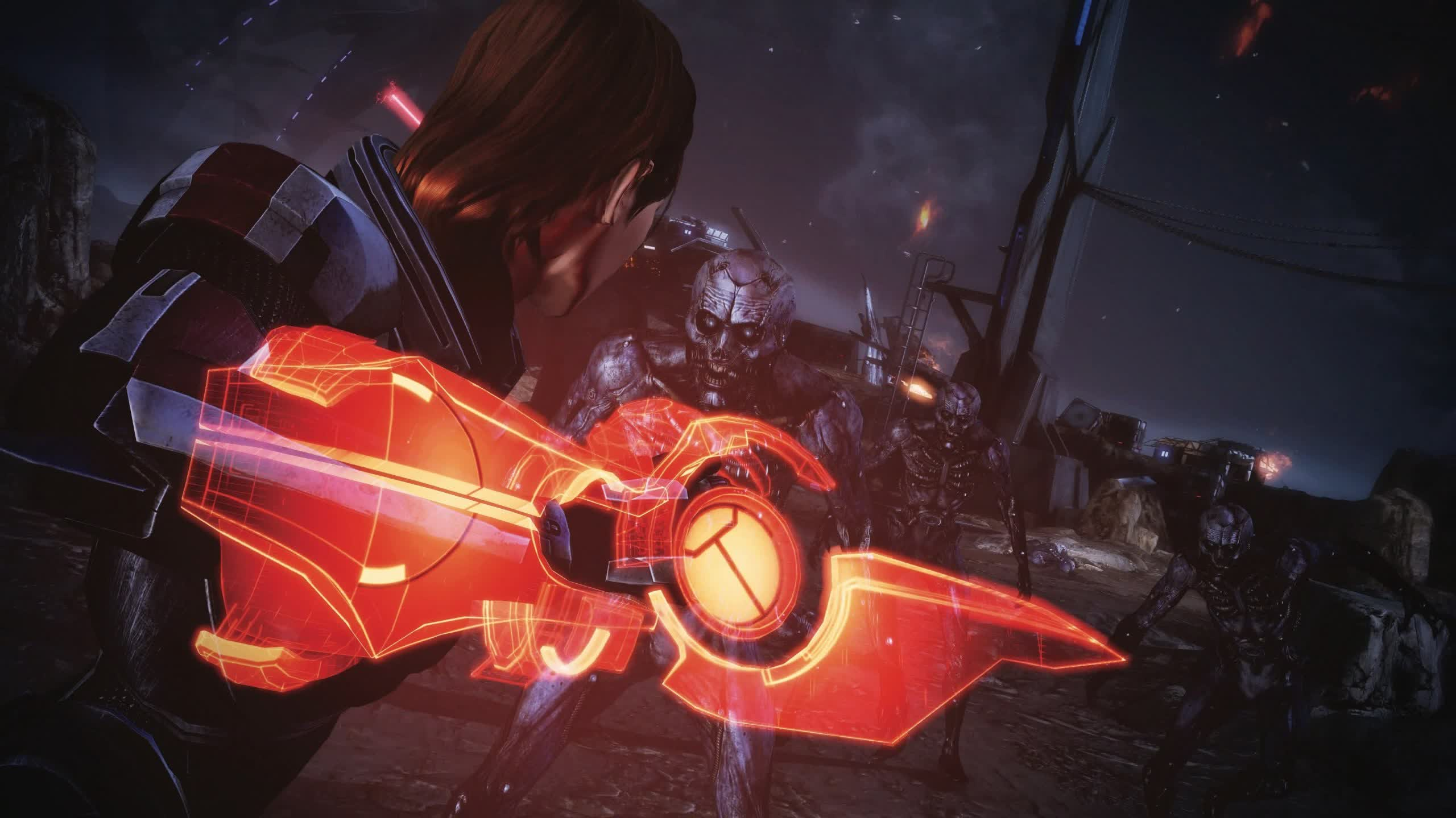 BioWare lays out what it did to improve gameplay in 'Mass Effect Legendary Edition'