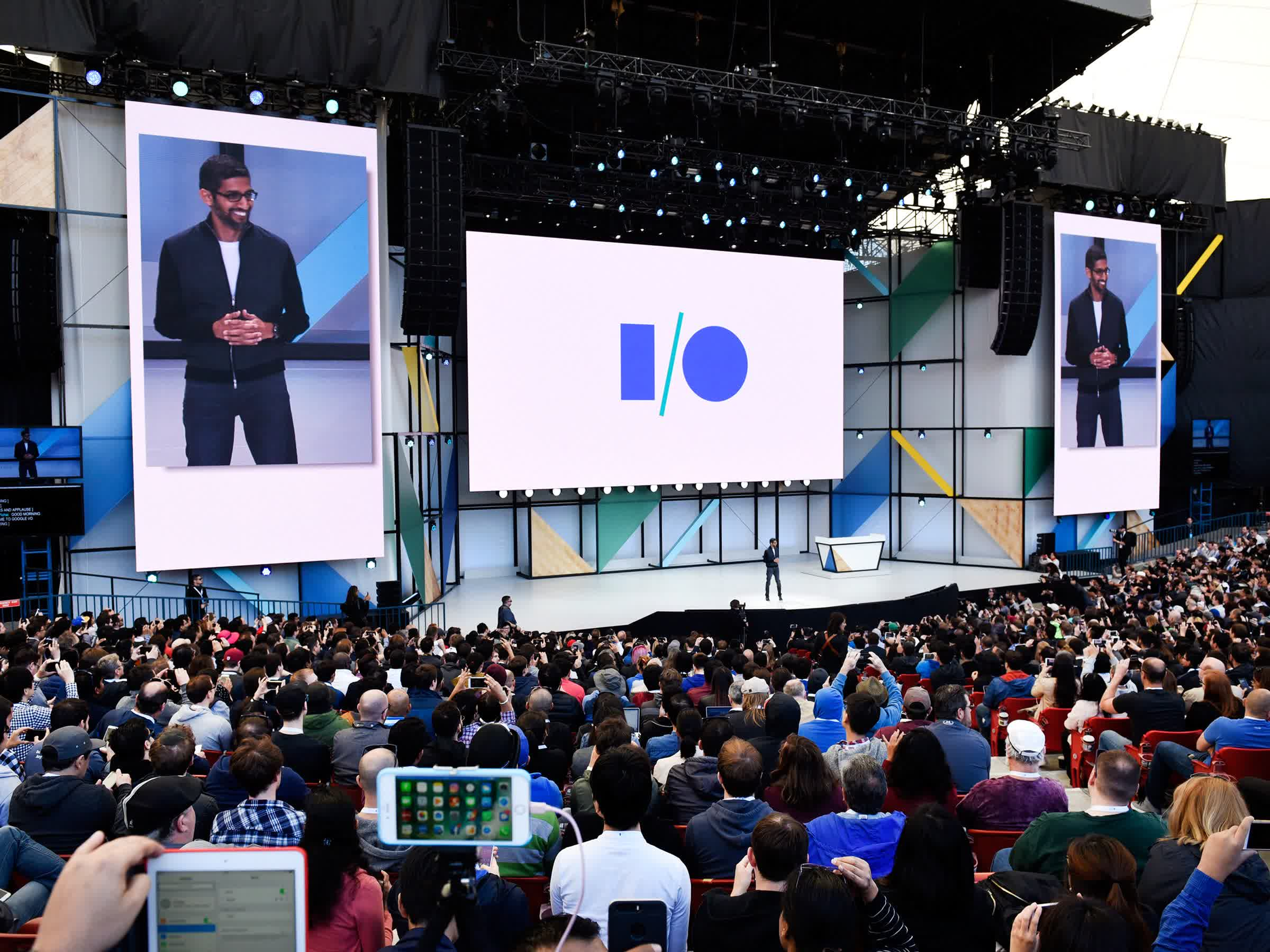 Google I/O returns on May 18 as an online-only event, will be free for all to attend thumbnail