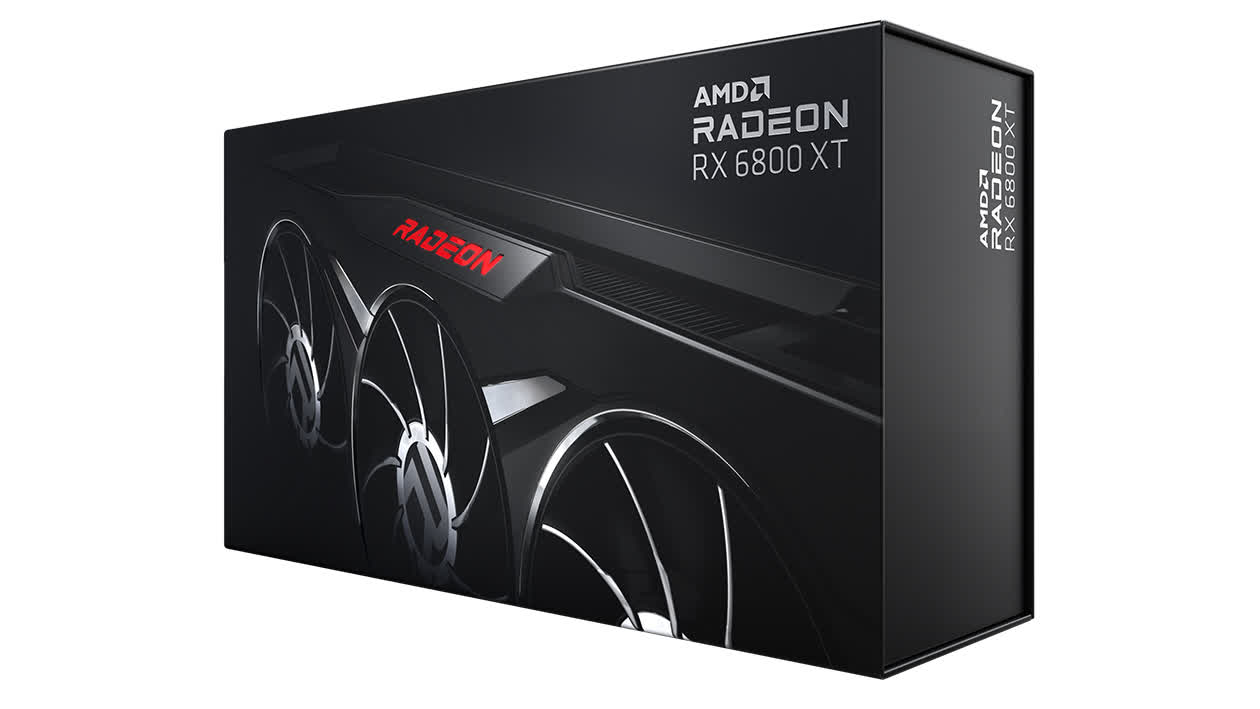AMD releases Radeon RX 6800 XT Midnight Black special edition thumbnail