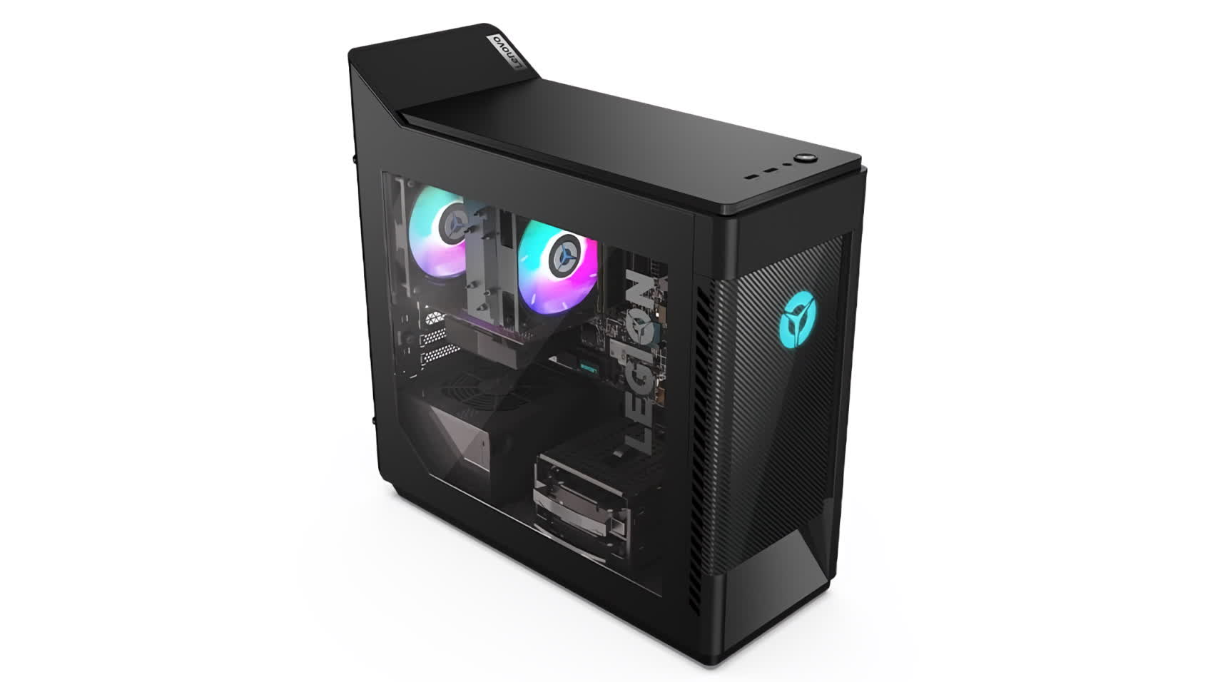 Lenovo's RTX 3070-powered Legion Tower 5i gaming rig can be yours for under $1,600
